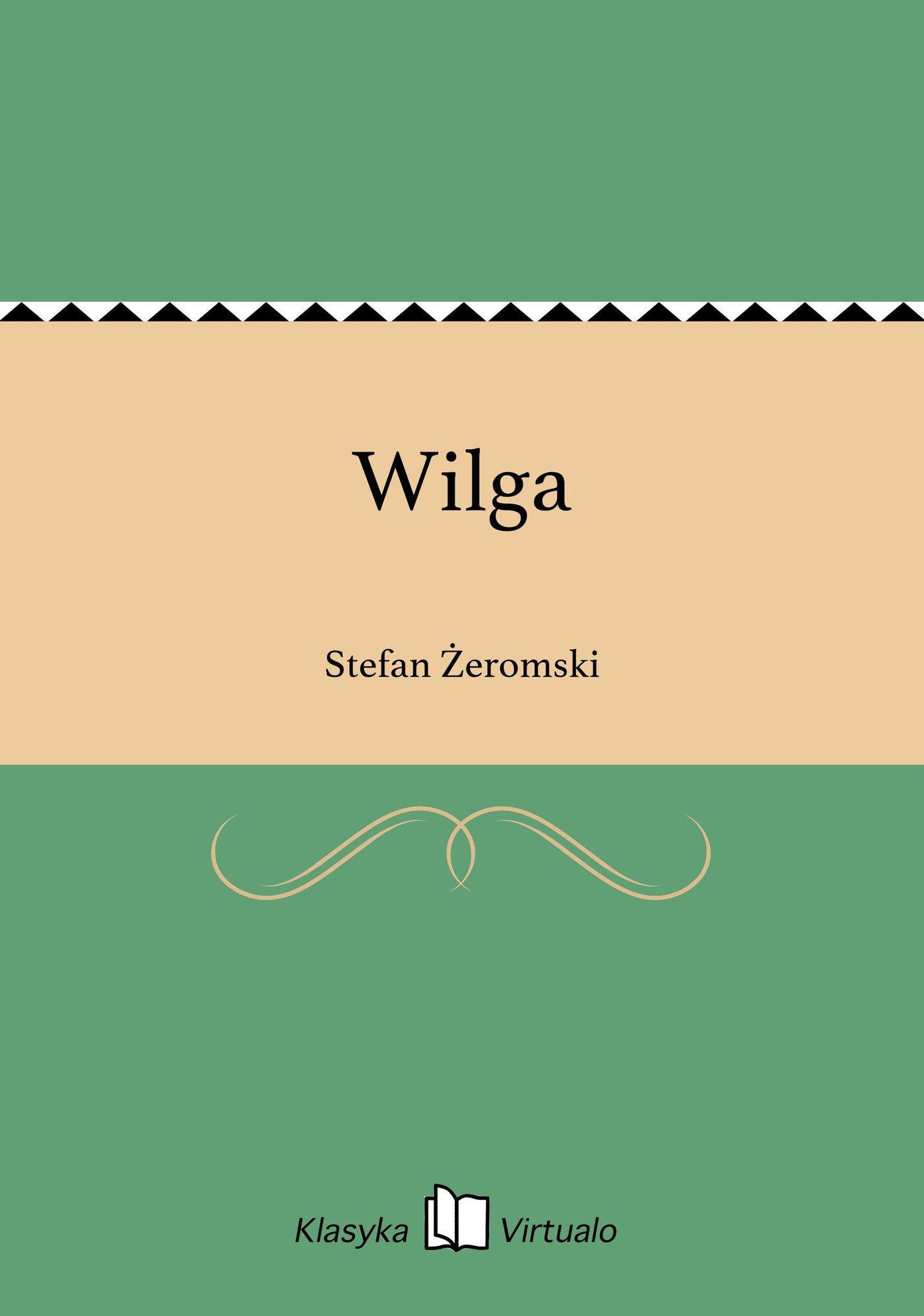 Wilga - Ebook (Książka EPUB) do pobrania w formacie EPUB
