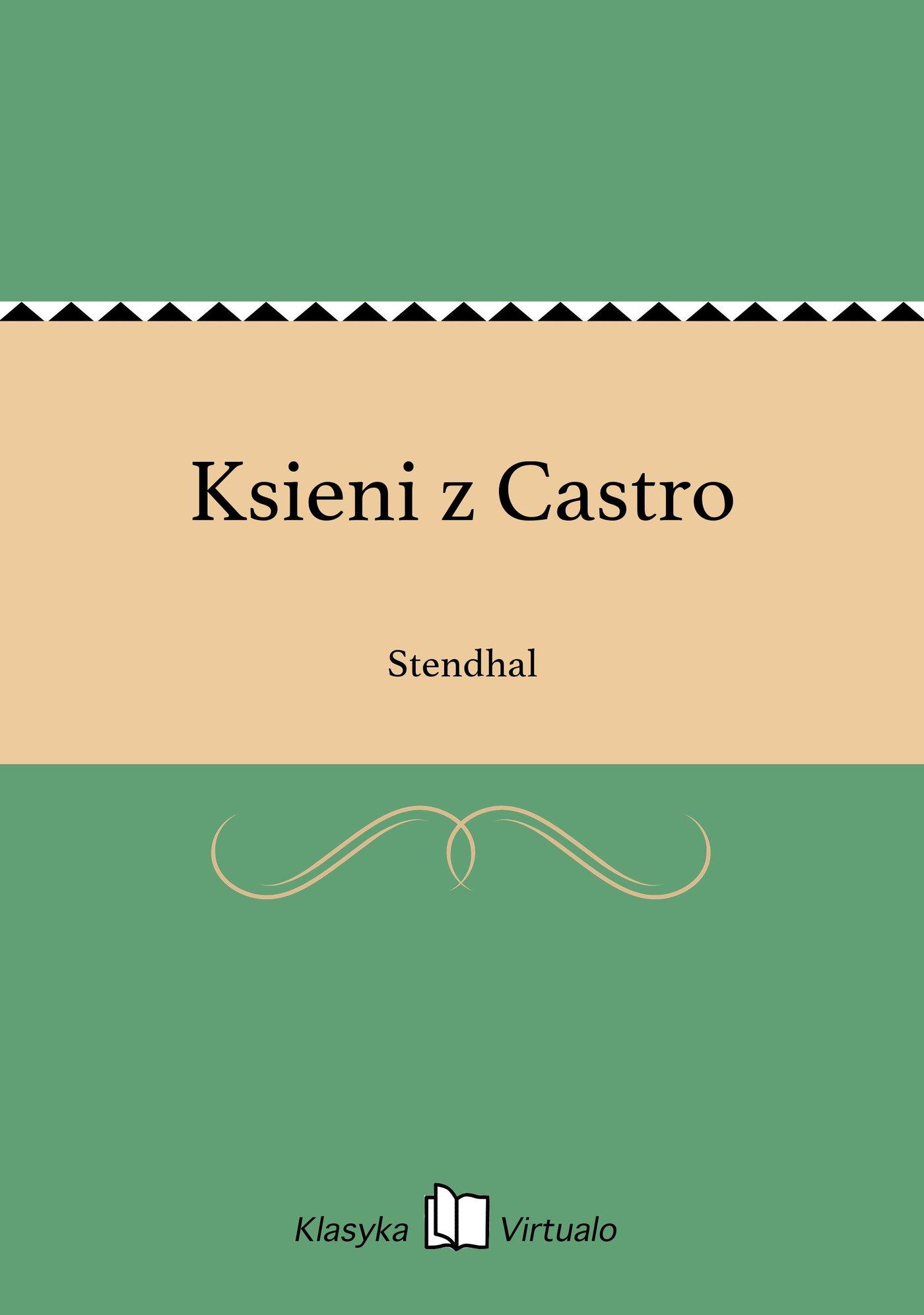 Ksieni z Castro - Ebook (Książka EPUB) do pobrania w formacie EPUB