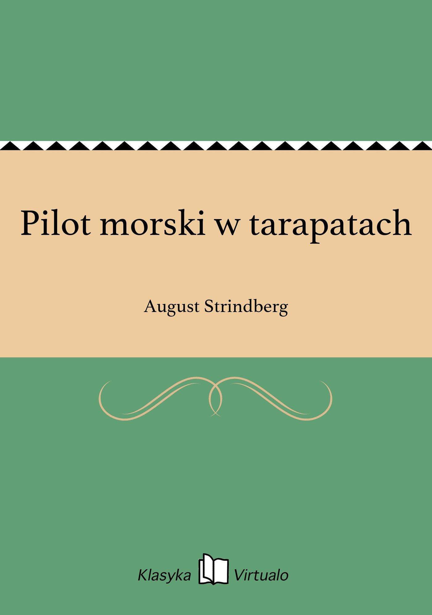 Pilot morski w tarapatach - Ebook (Książka EPUB) do pobrania w formacie EPUB