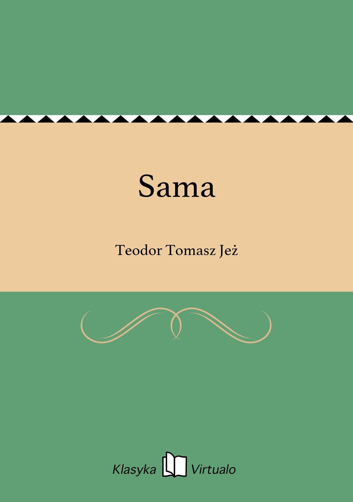 Sama - Ebook (Książka EPUB) do pobrania w formacie EPUB