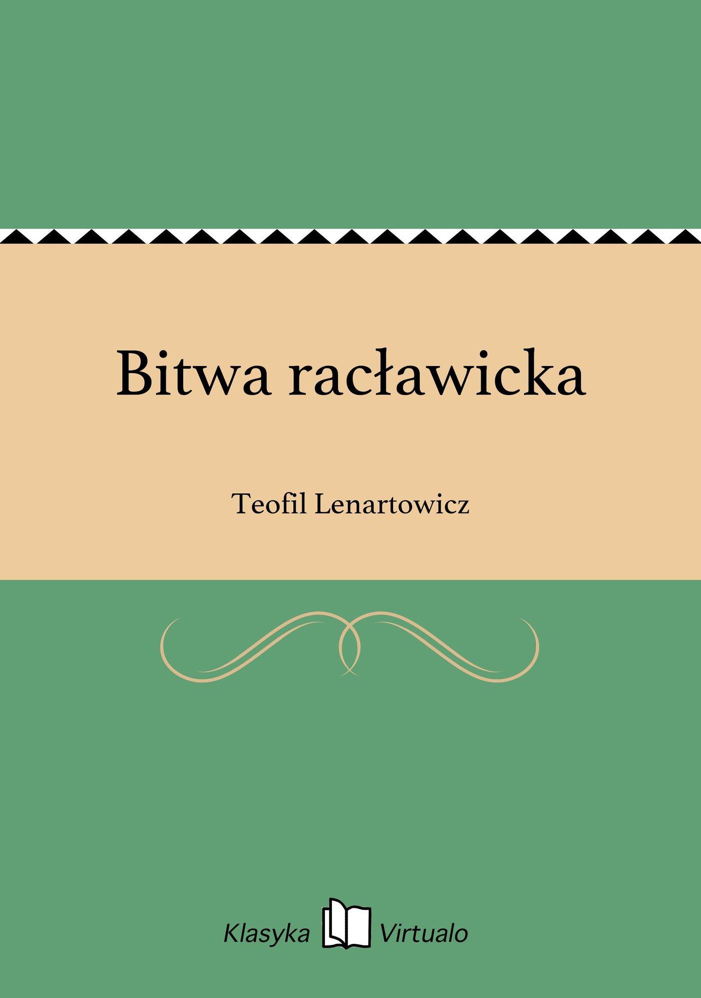 Bitwa racławicka - Ebook (Książka EPUB) do pobrania w formacie EPUB