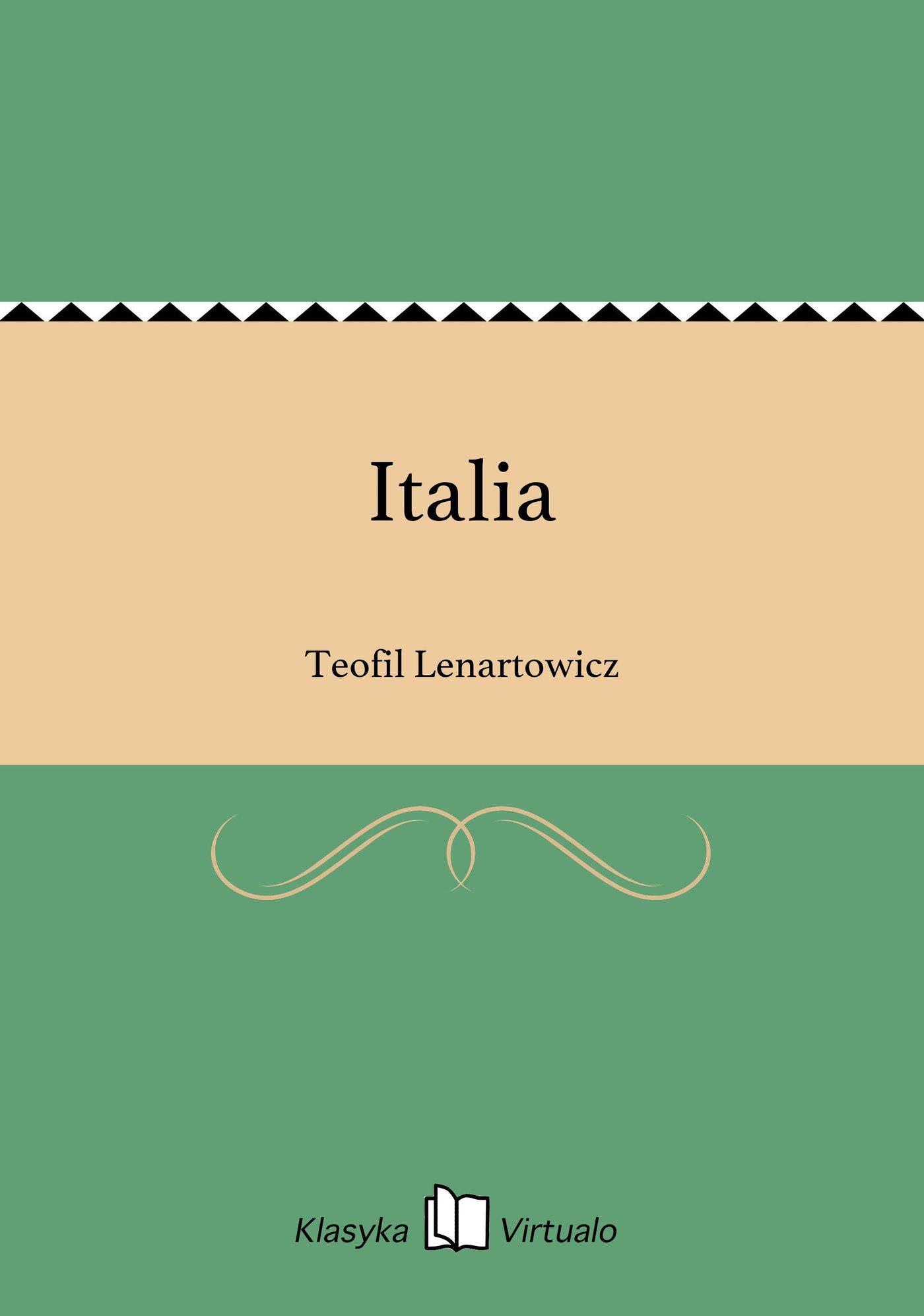 Italia - Ebook (Książka EPUB) do pobrania w formacie EPUB