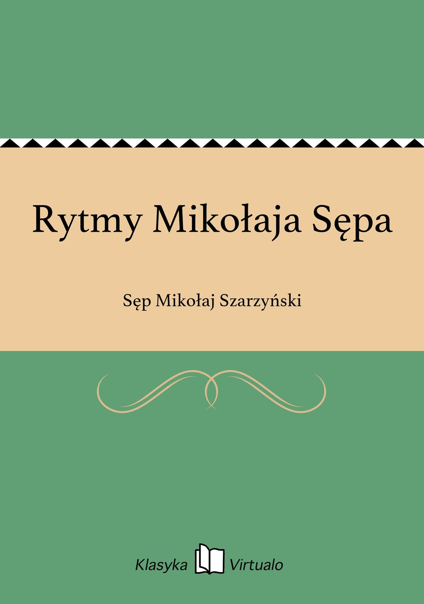 Rytmy Mikołaja Sępa - Ebook (Książka EPUB) do pobrania w formacie EPUB