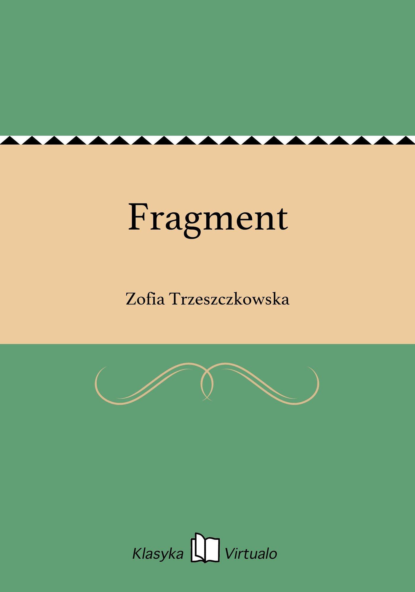Fragment - Ebook (Książka EPUB) do pobrania w formacie EPUB