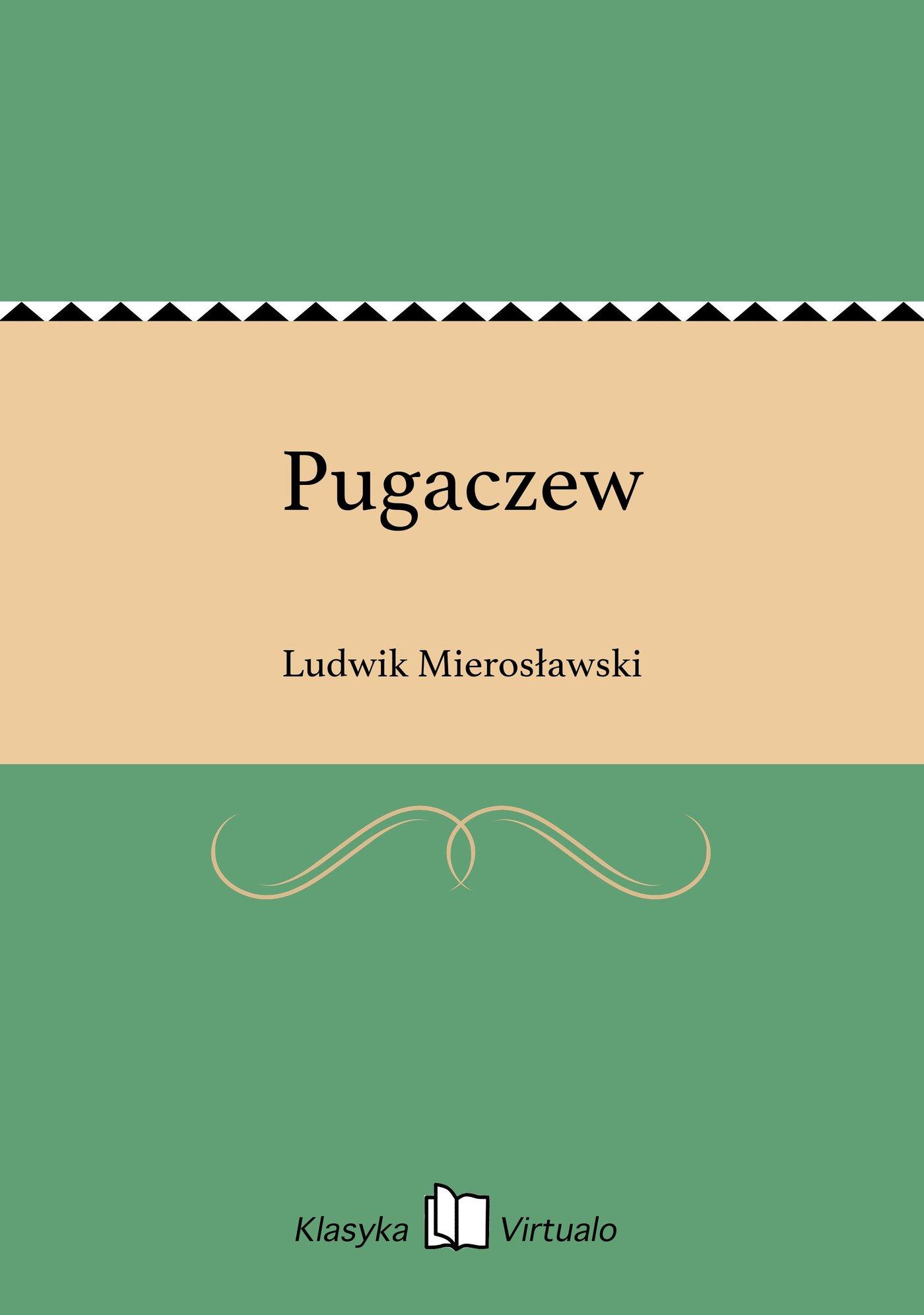 Pugaczew - Ebook (Książka EPUB) do pobrania w formacie EPUB