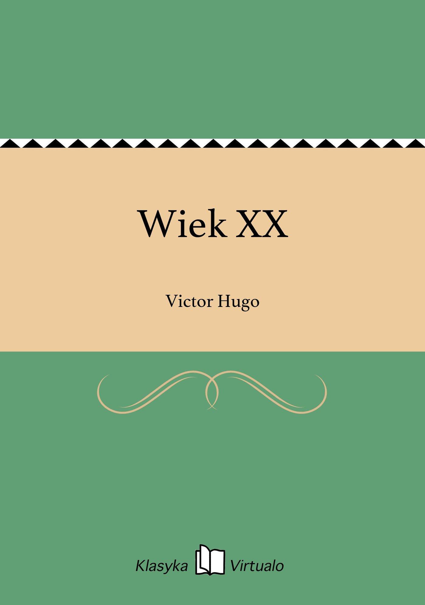 Wiek XX - Ebook (Książka EPUB) do pobrania w formacie EPUB