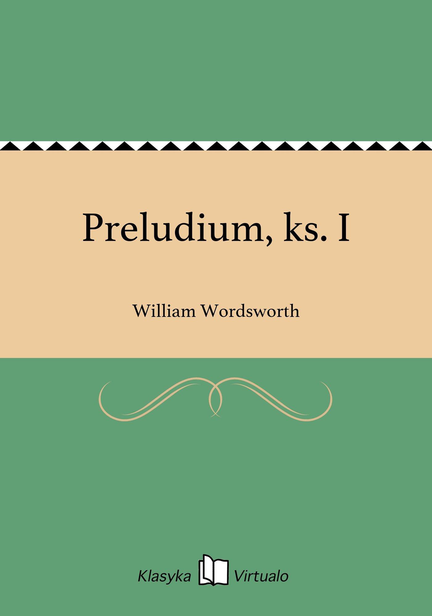 Preludium, ks. I - Ebook (Książka EPUB) do pobrania w formacie EPUB