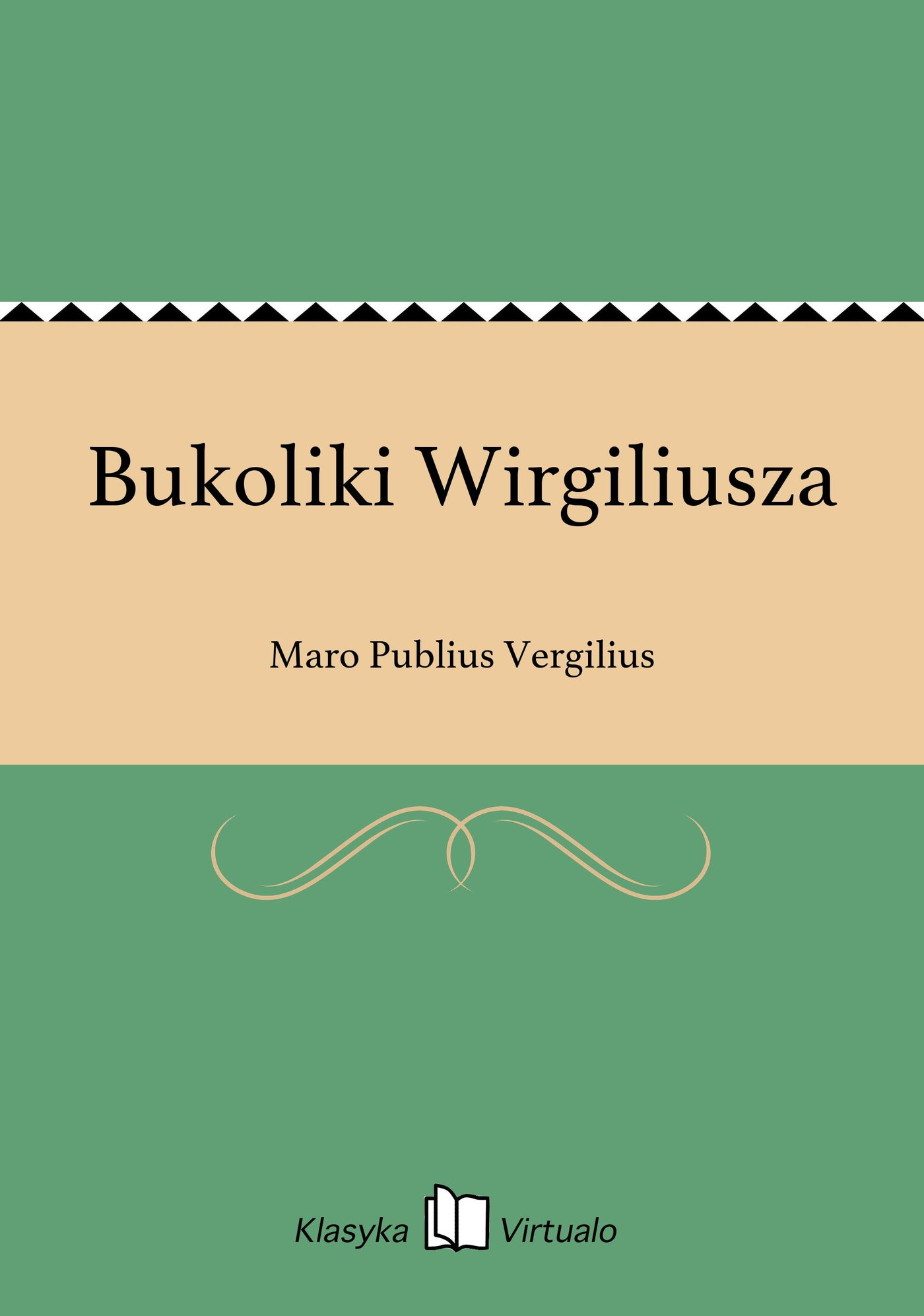 Bukoliki Wirgiliusza - Ebook (Książka EPUB) do pobrania w formacie EPUB