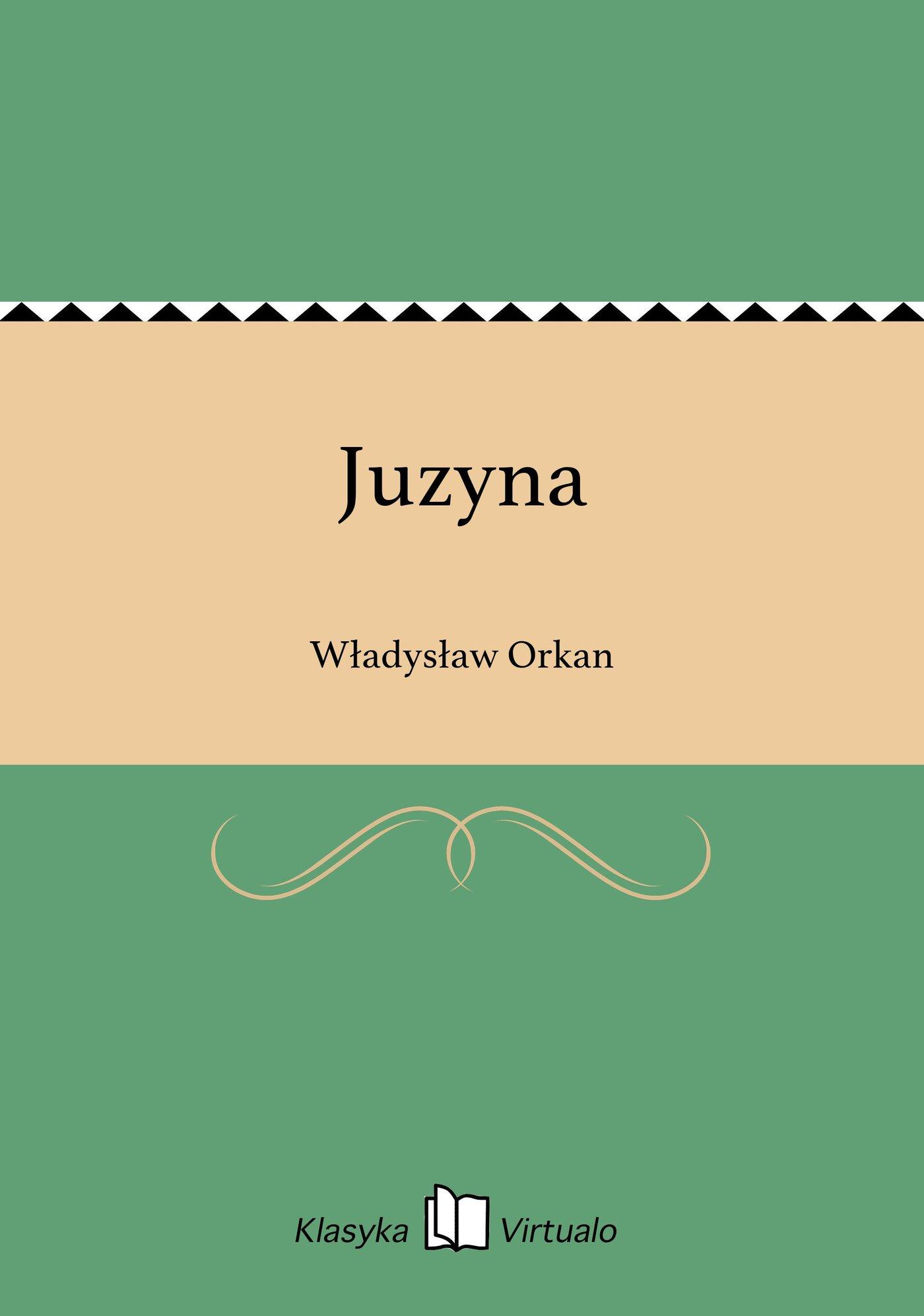 Juzyna - Ebook (Książka EPUB) do pobrania w formacie EPUB
