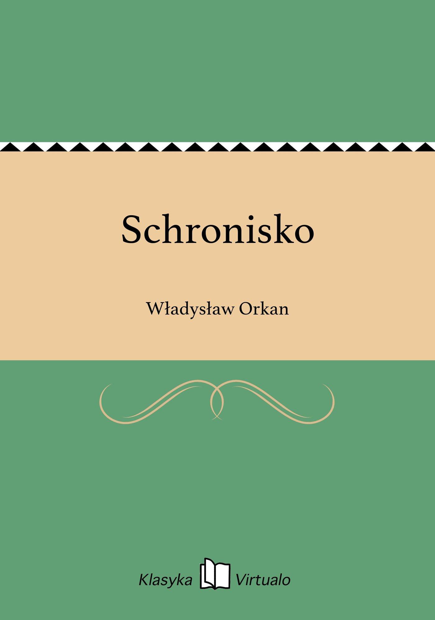 Schronisko - Ebook (Książka EPUB) do pobrania w formacie EPUB