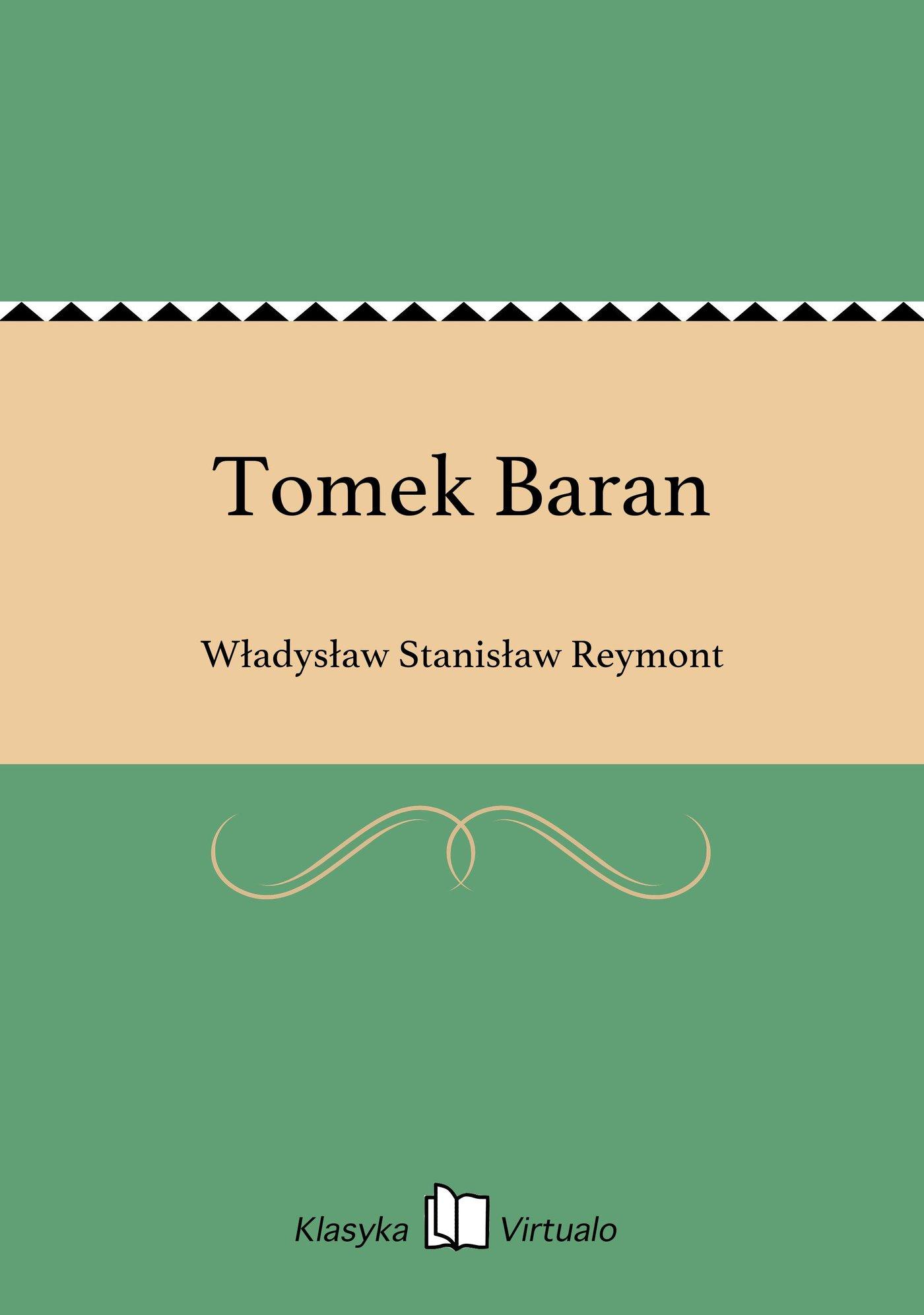 Tomek Baran - Ebook (Książka EPUB) do pobrania w formacie EPUB