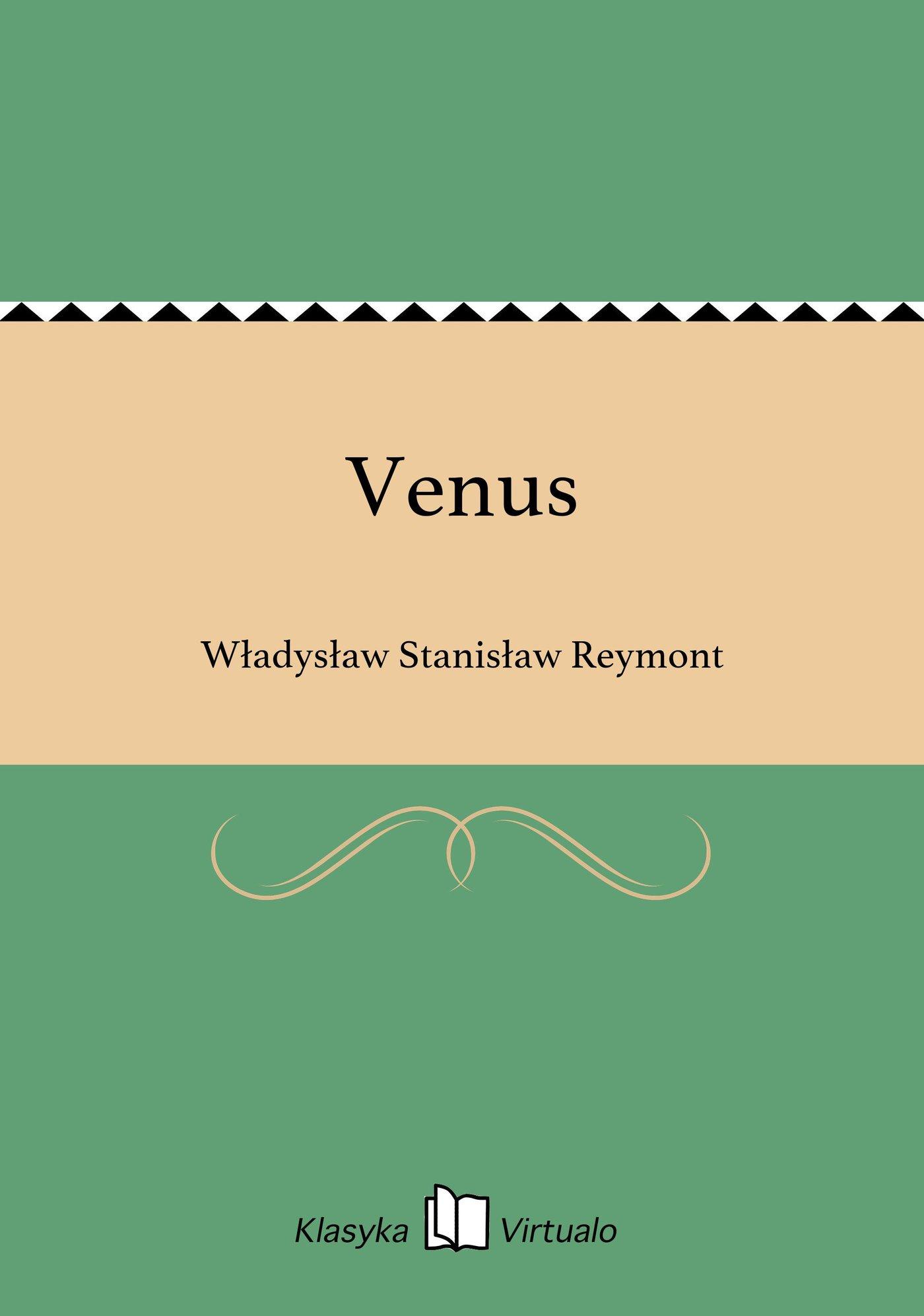 Venus - Ebook (Książka EPUB) do pobrania w formacie EPUB