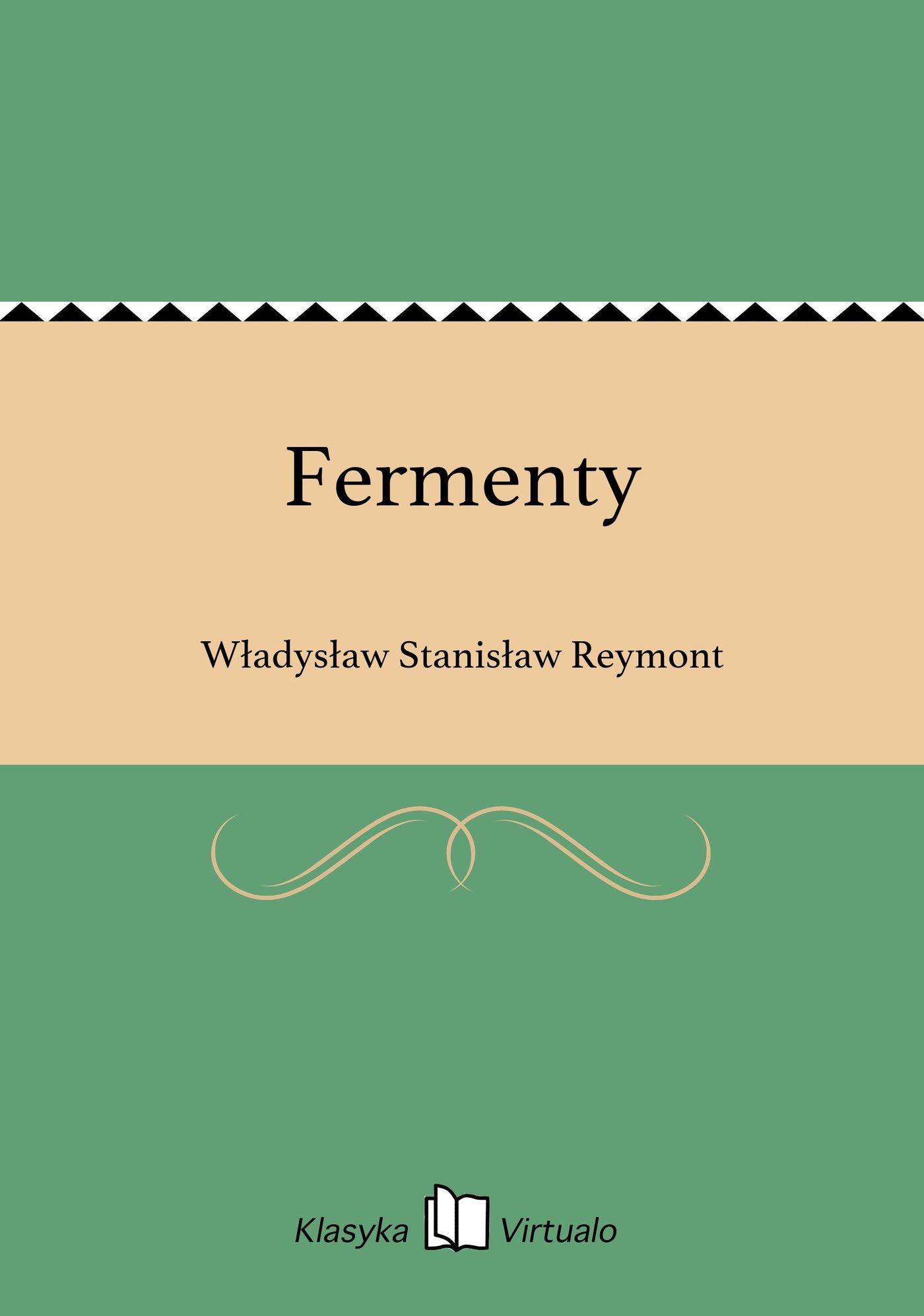 Fermenty - Ebook (Książka EPUB) do pobrania w formacie EPUB