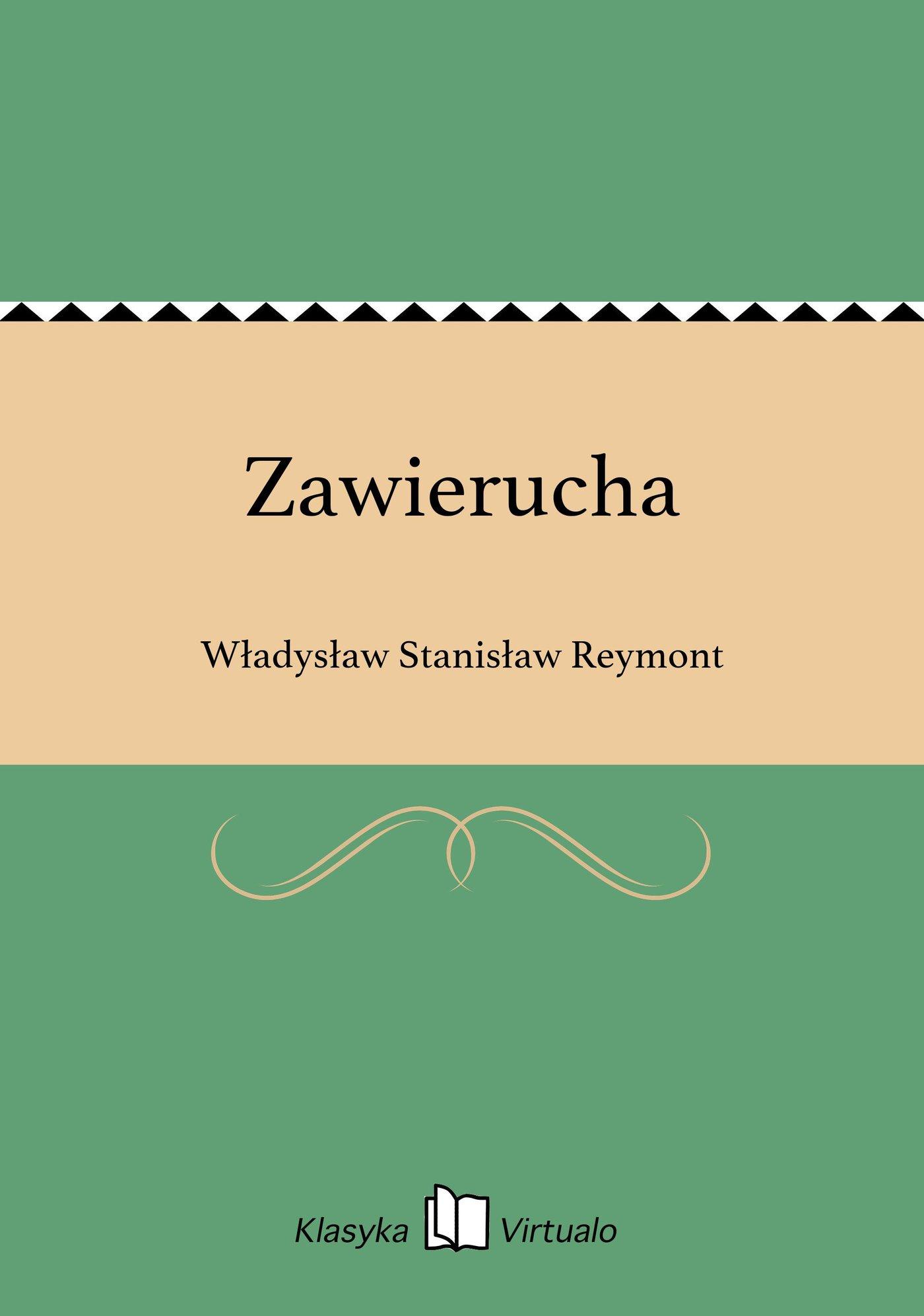 Zawierucha - Ebook (Książka EPUB) do pobrania w formacie EPUB