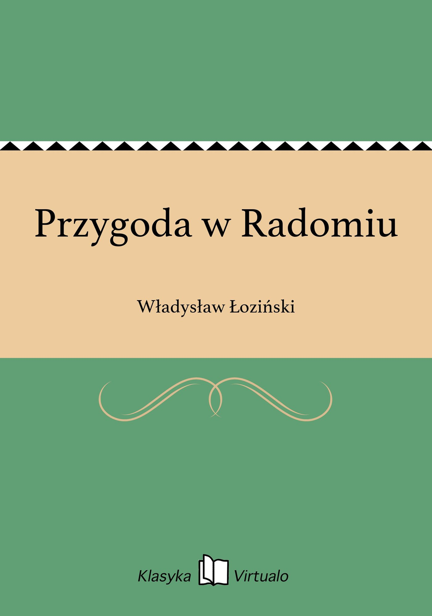 Przygoda w Radomiu - Ebook (Książka EPUB) do pobrania w formacie EPUB