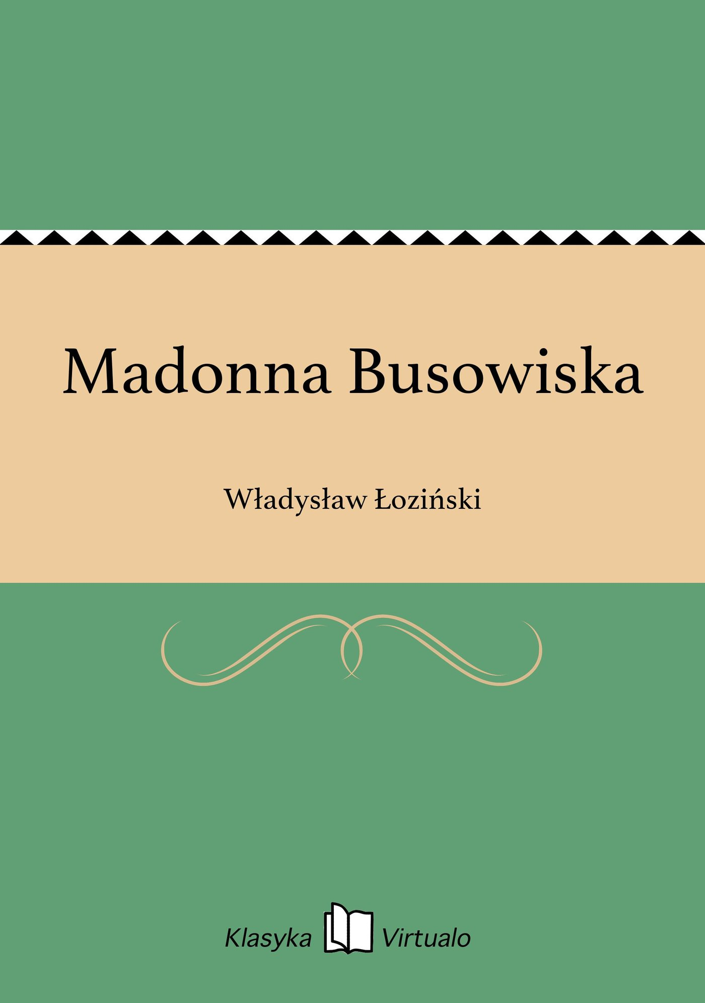 Madonna Busowiska - Ebook (Książka EPUB) do pobrania w formacie EPUB