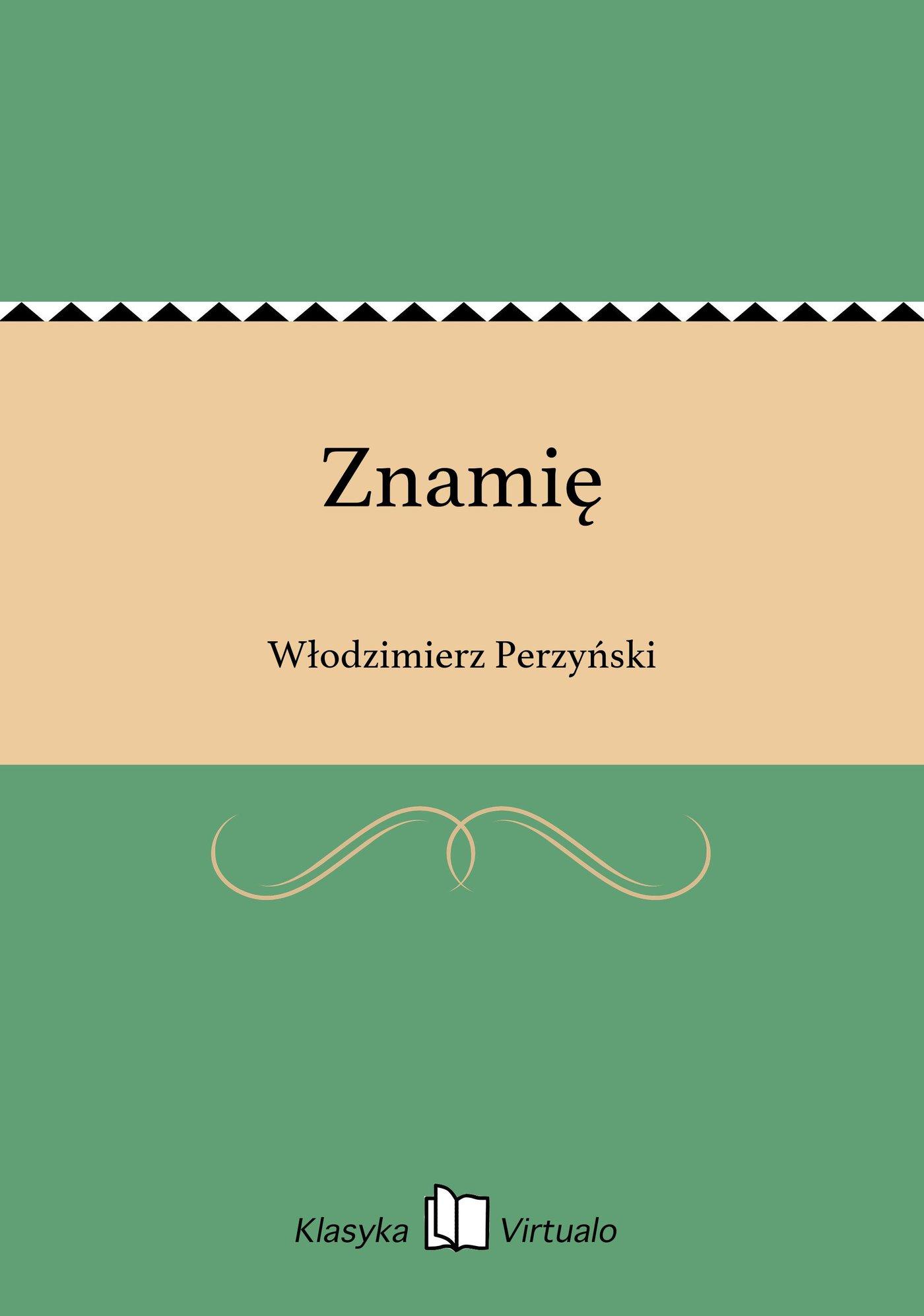 Znamię - Ebook (Książka EPUB) do pobrania w formacie EPUB