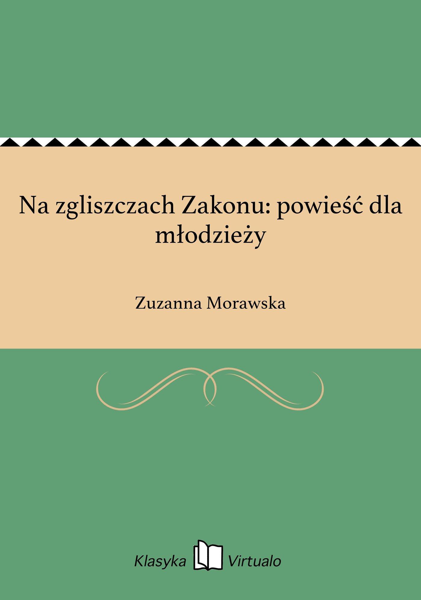 Na zgliszczach Zakonu: powieść dla młodzieży - Ebook (Książka EPUB) do pobrania w formacie EPUB
