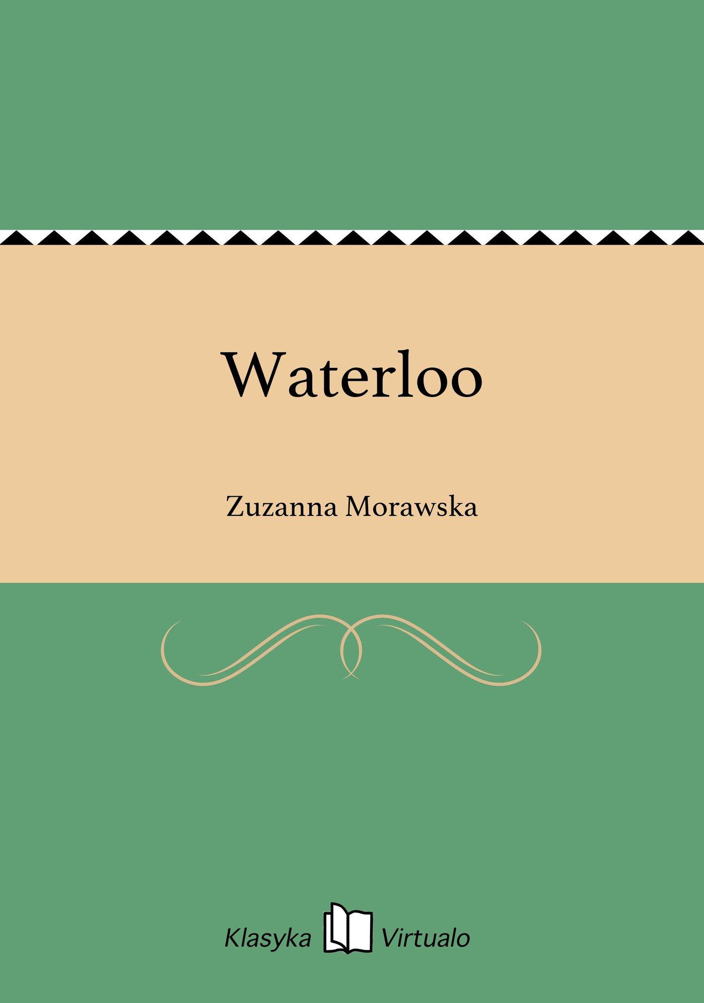 Waterloo - Ebook (Książka EPUB) do pobrania w formacie EPUB