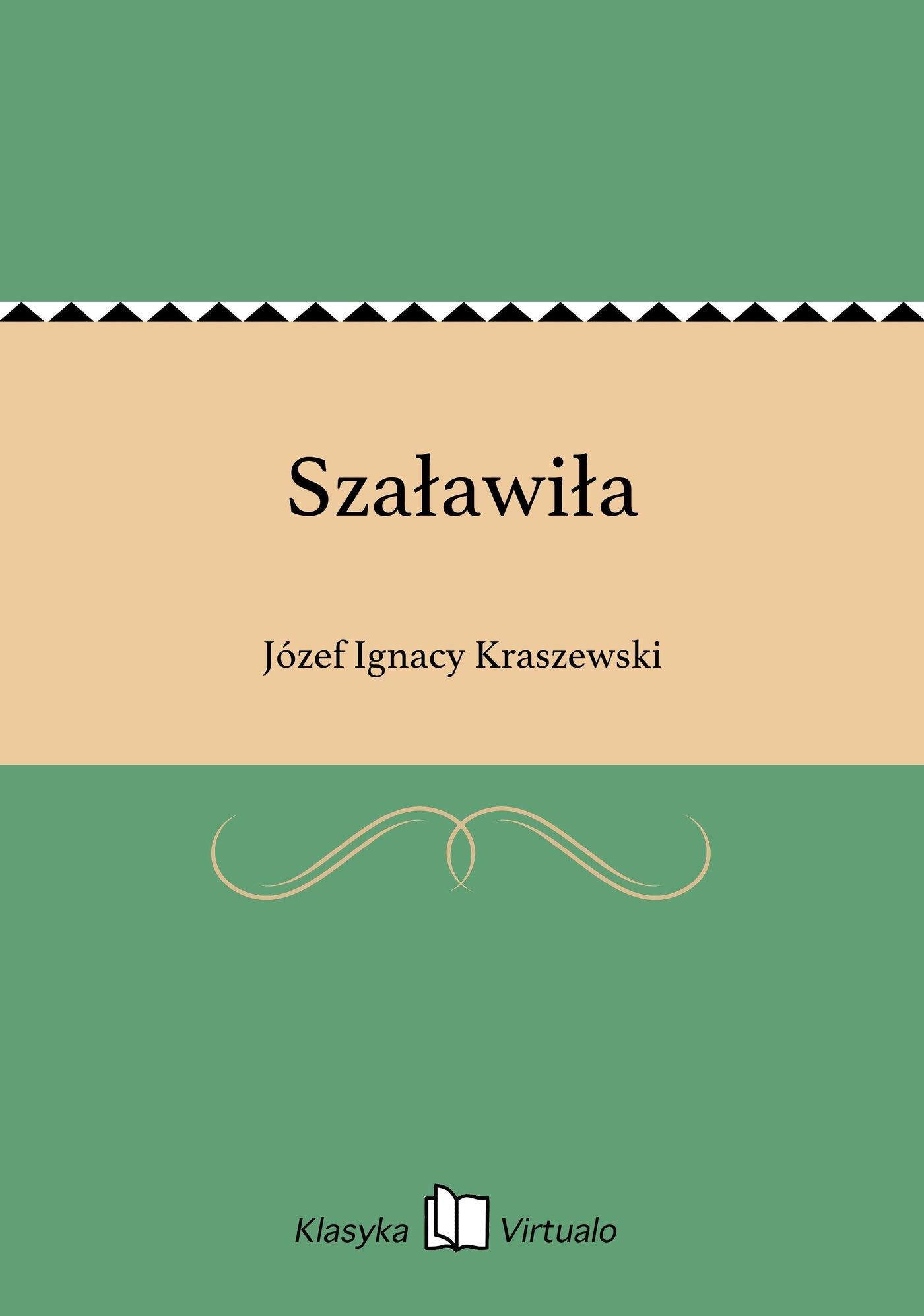 Szaławiła - Ebook (Książka EPUB) do pobrania w formacie EPUB