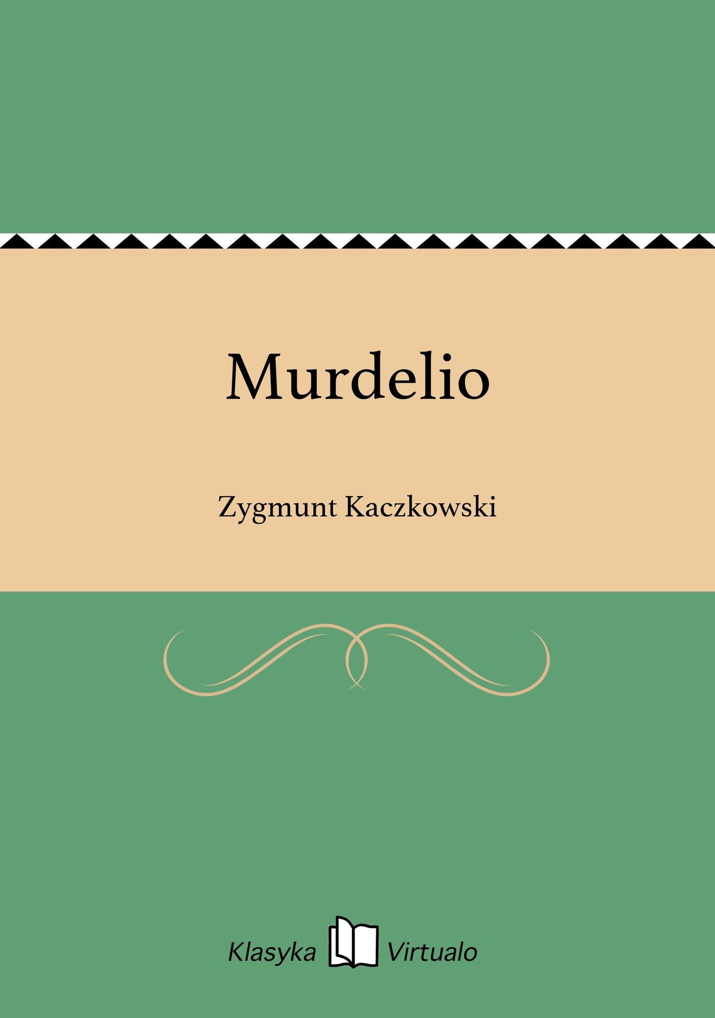Murdelio - Ebook (Książka EPUB) do pobrania w formacie EPUB