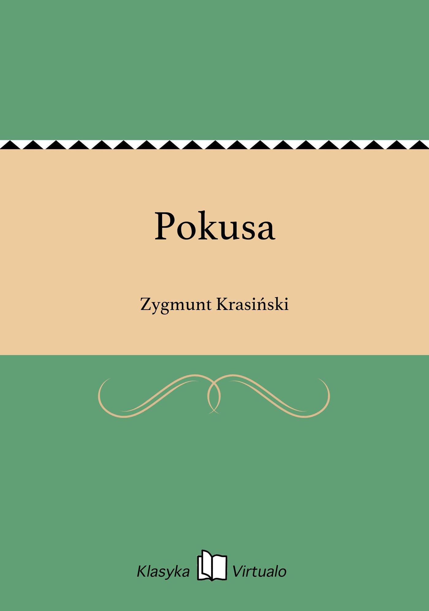 Pokusa - Ebook (Książka EPUB) do pobrania w formacie EPUB