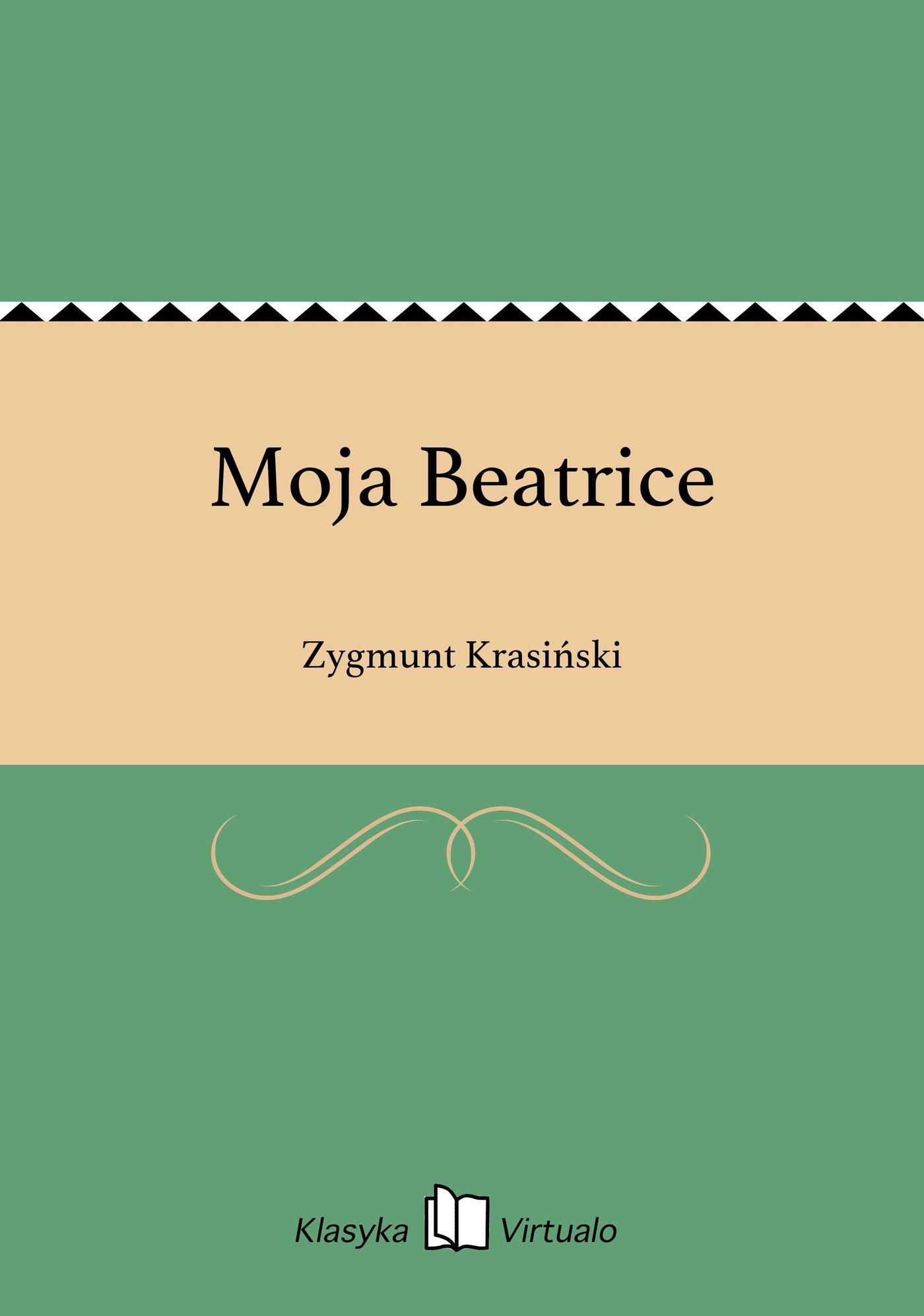 Moja Beatrice - Ebook (Książka EPUB) do pobrania w formacie EPUB