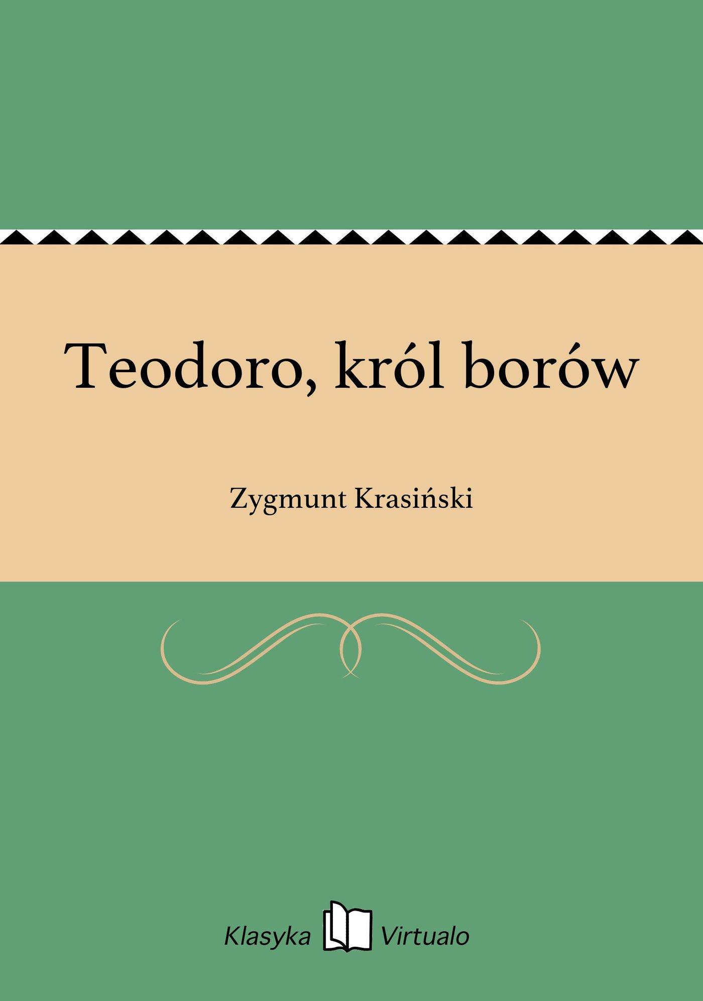 Teodoro, król borów - Ebook (Książka EPUB) do pobrania w formacie EPUB