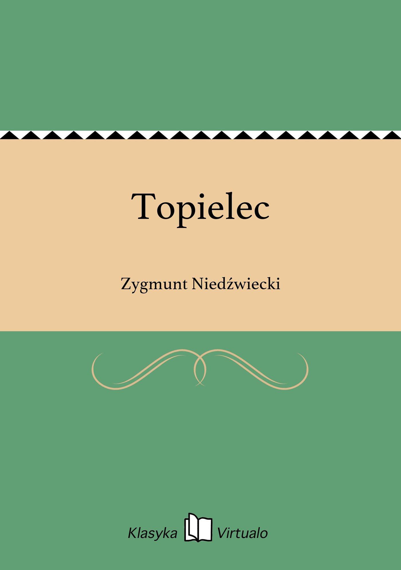 Topielec - Ebook (Książka EPUB) do pobrania w formacie EPUB