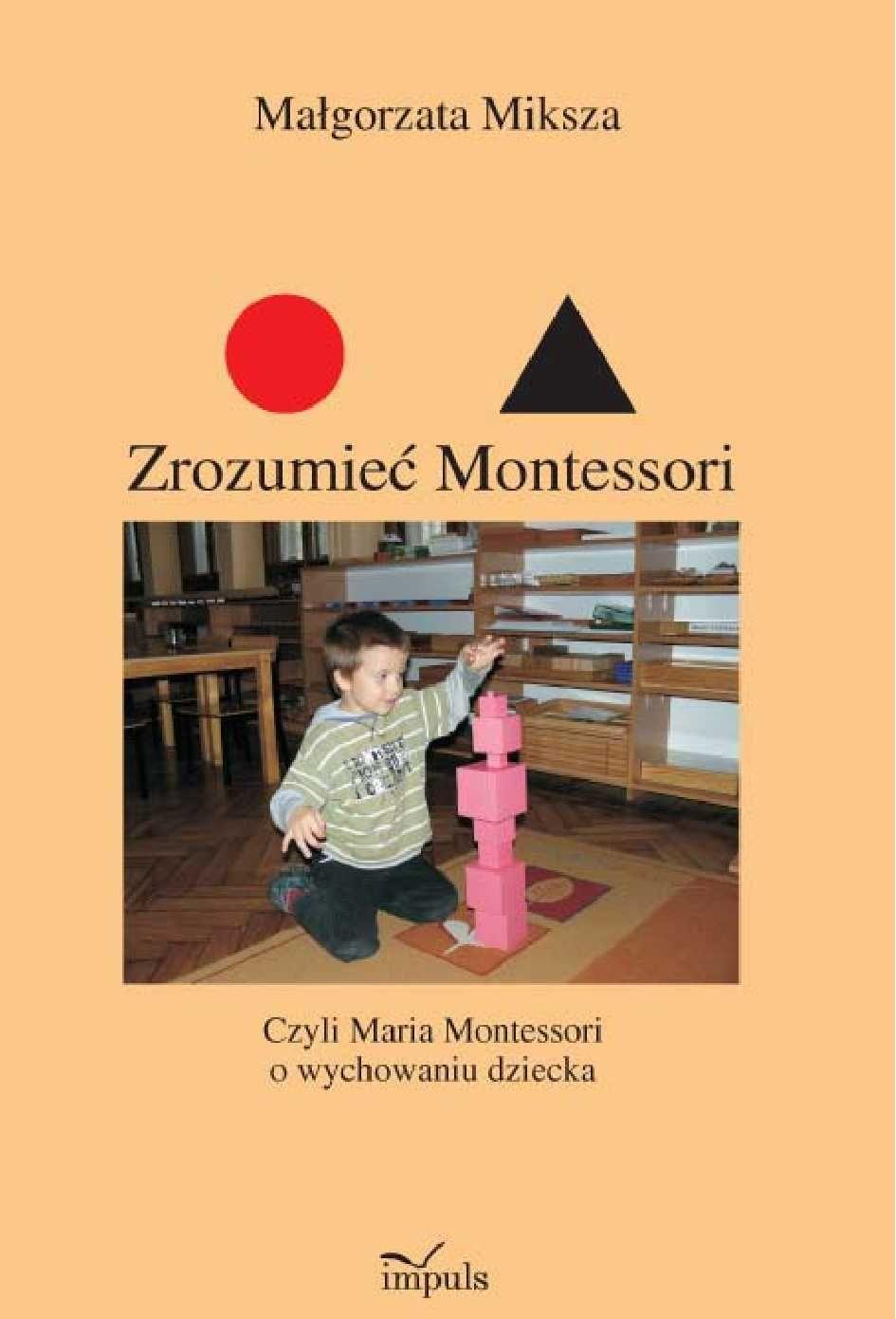 Zrozumieć Montessori - Ebook (Książka PDF) do pobrania w formacie PDF