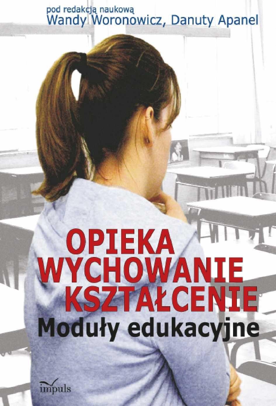 Opieka-wychowanie-kształcenie - Ebook (Książka PDF) do pobrania w formacie PDF
