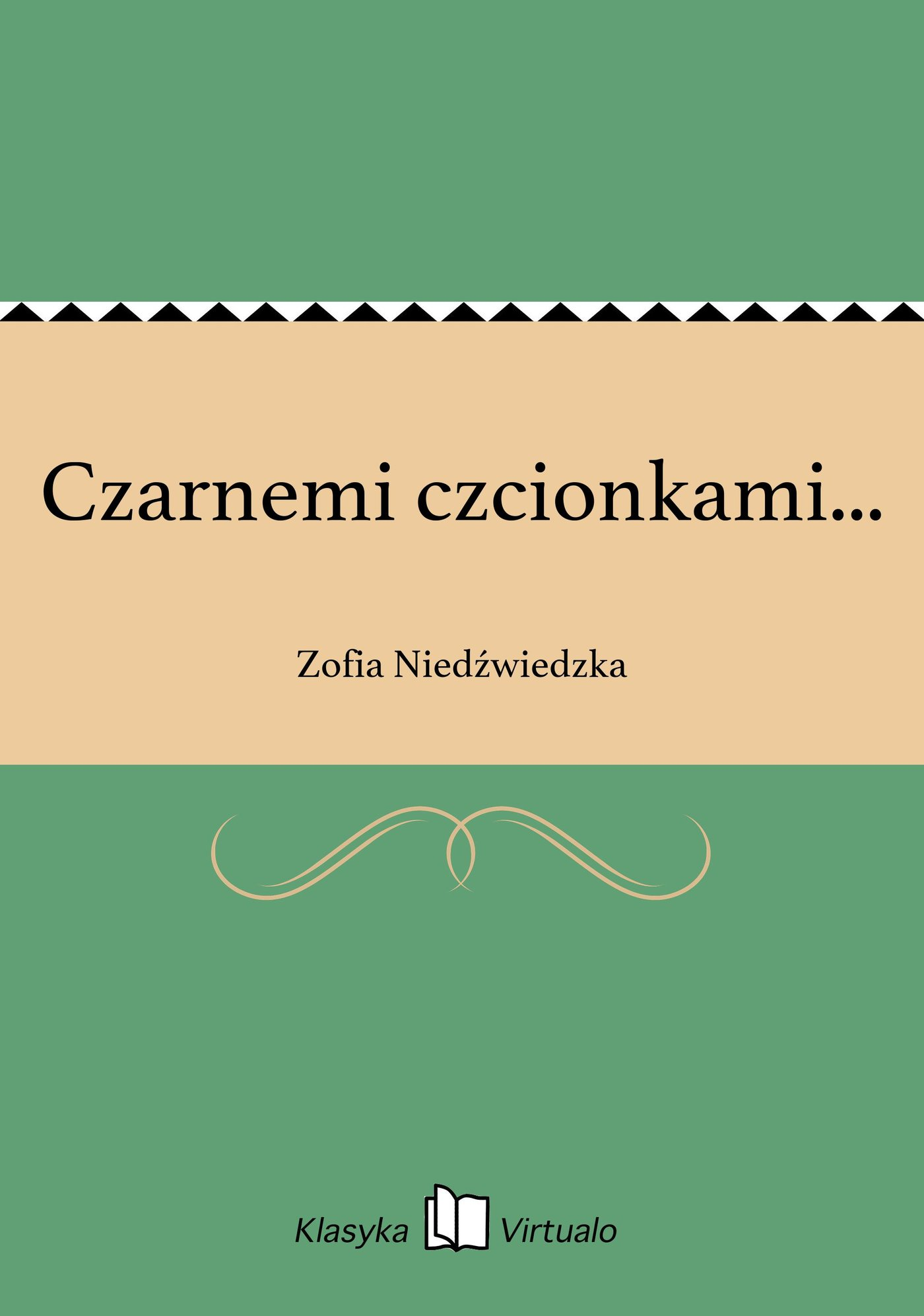Czarnemi czcionkami... - Ebook (Książka EPUB) do pobrania w formacie EPUB