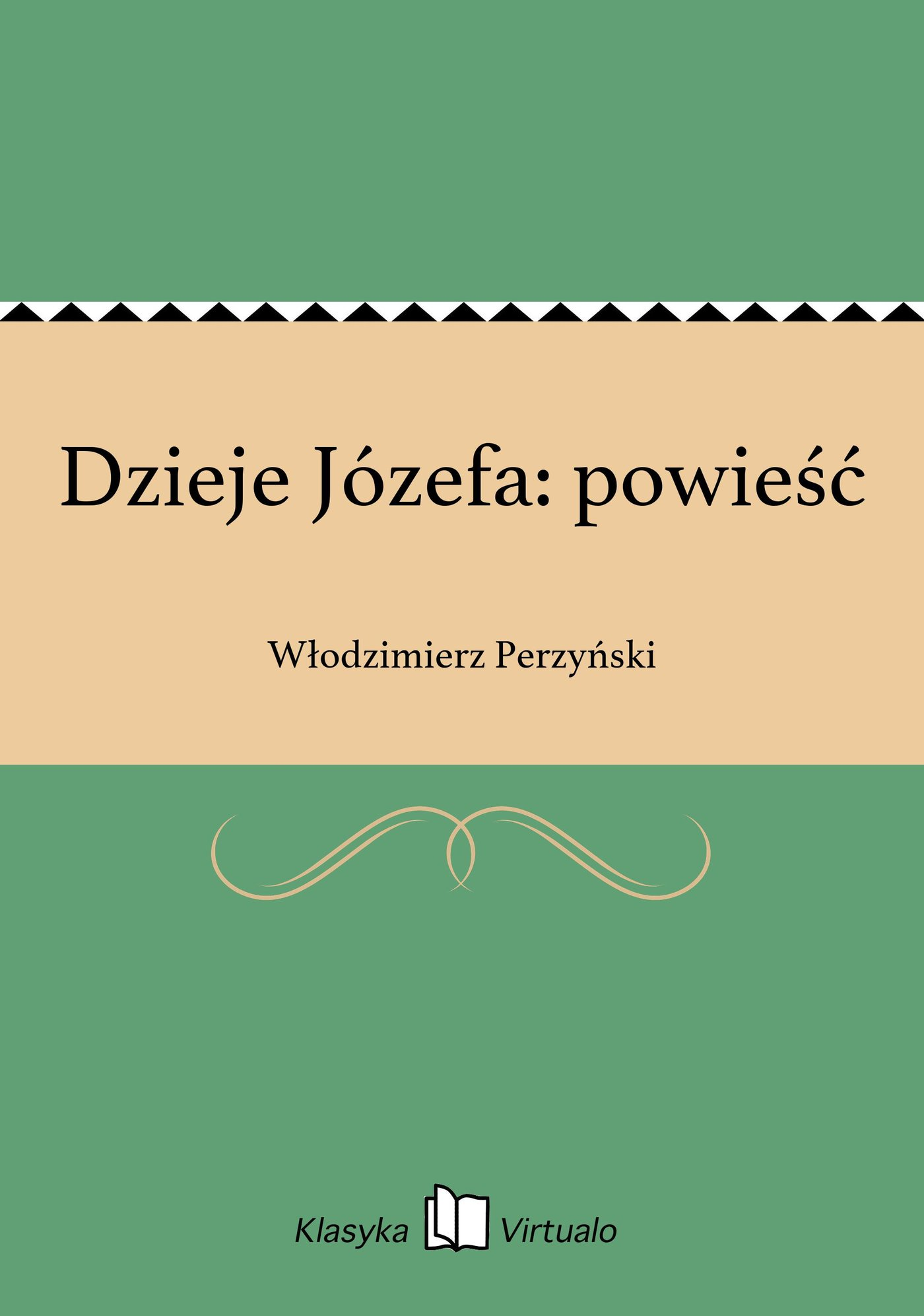 Dzieje Józefa: powieść - Ebook (Książka EPUB) do pobrania w formacie EPUB