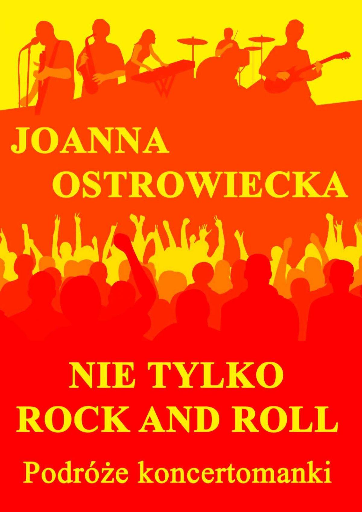 Nie tylko rock and roll. Podróże koncertomanki - Ebook (Książka PDF) do pobrania w formacie PDF