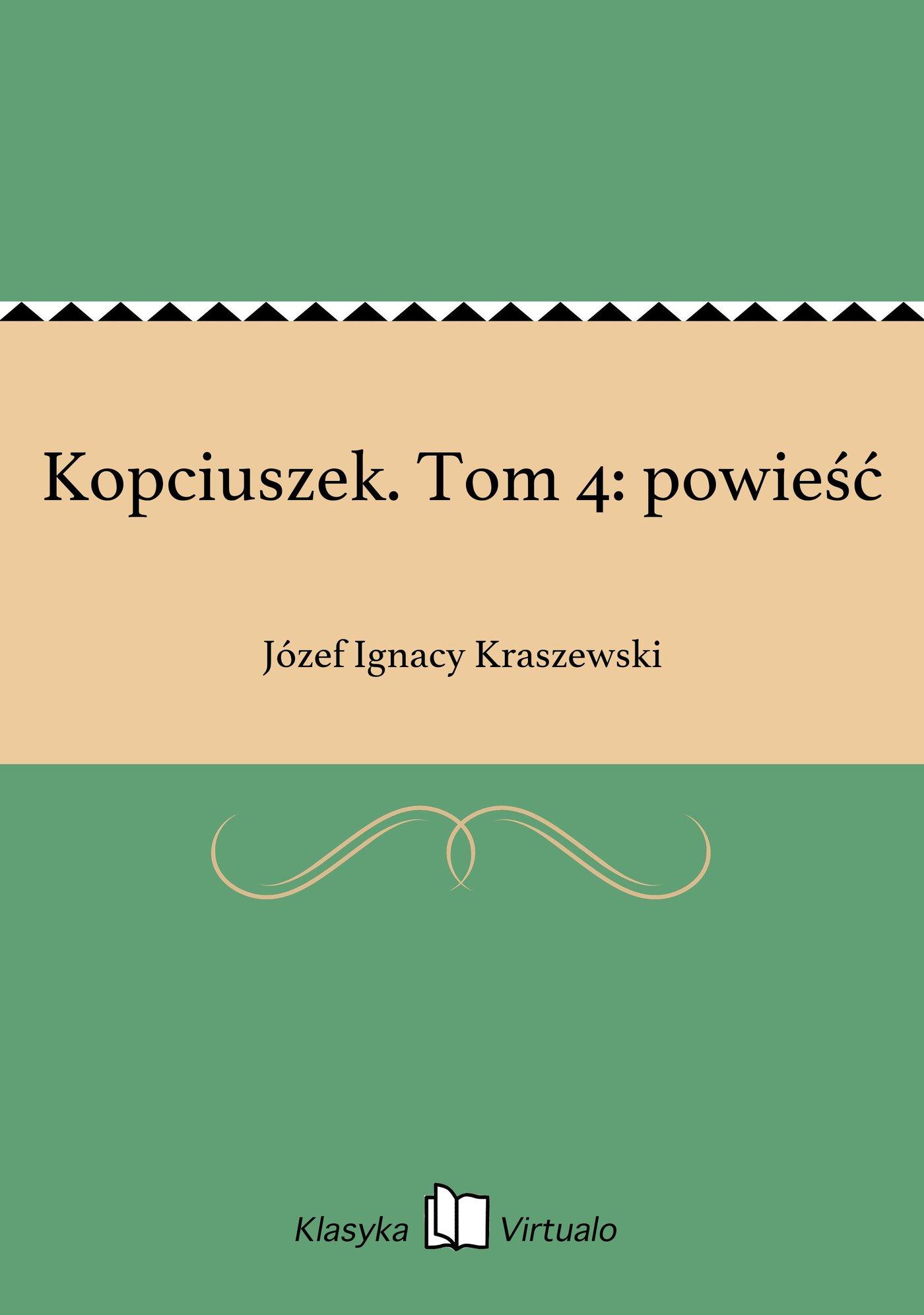 Kopciuszek. Tom 4: powieść - Ebook (Książka EPUB) do pobrania w formacie EPUB