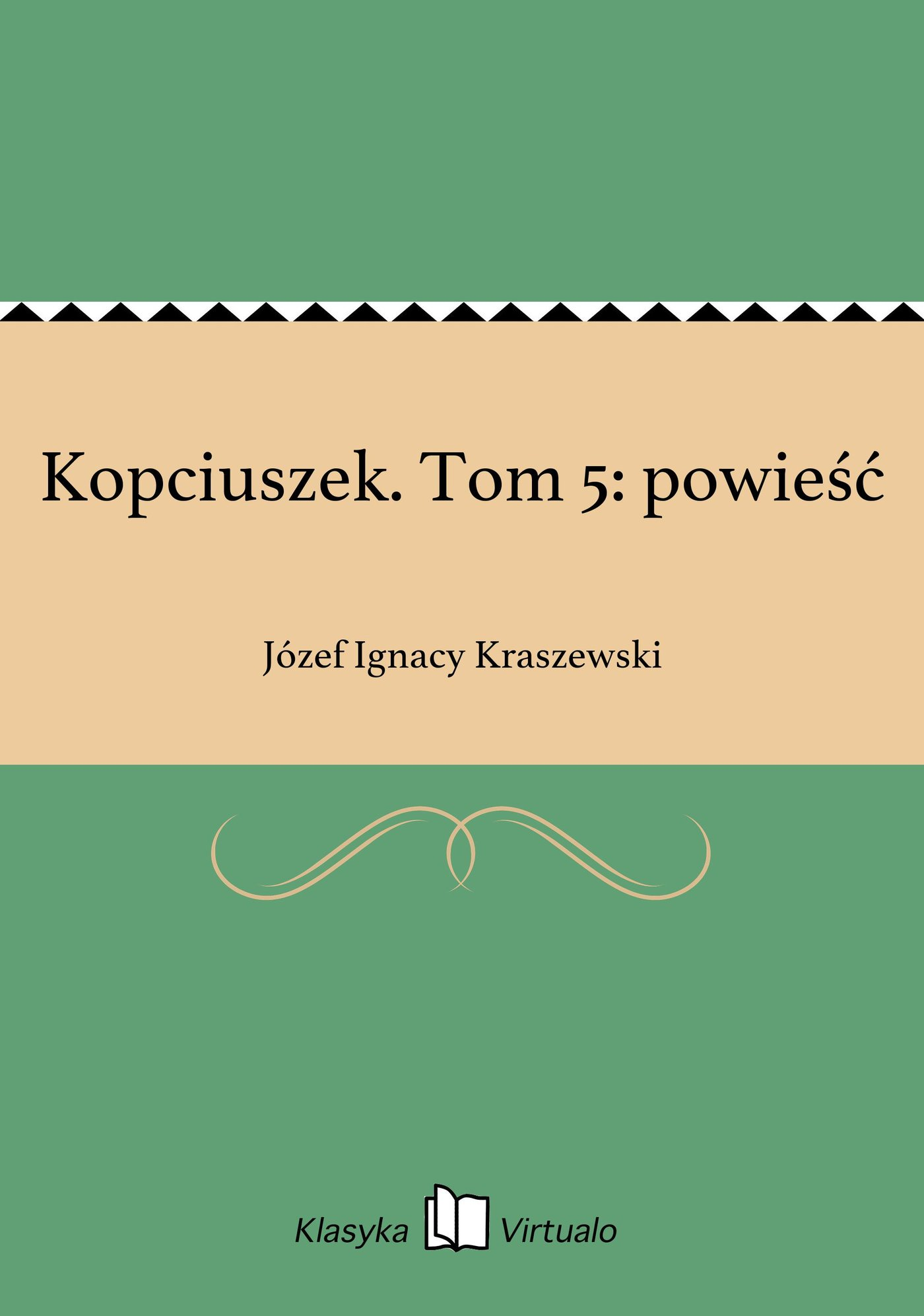 Kopciuszek. Tom 5: powieść - Ebook (Książka EPUB) do pobrania w formacie EPUB
