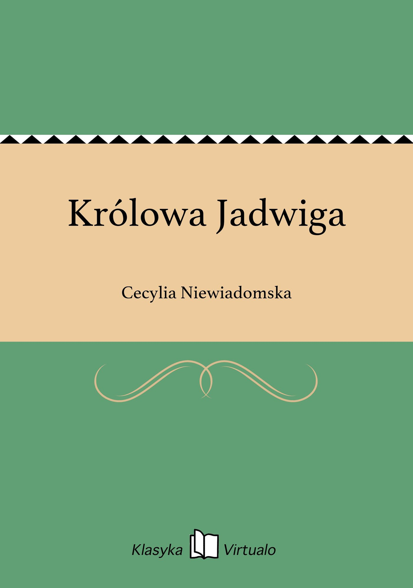 Królowa Jadwiga - Ebook (Książka EPUB) do pobrania w formacie EPUB