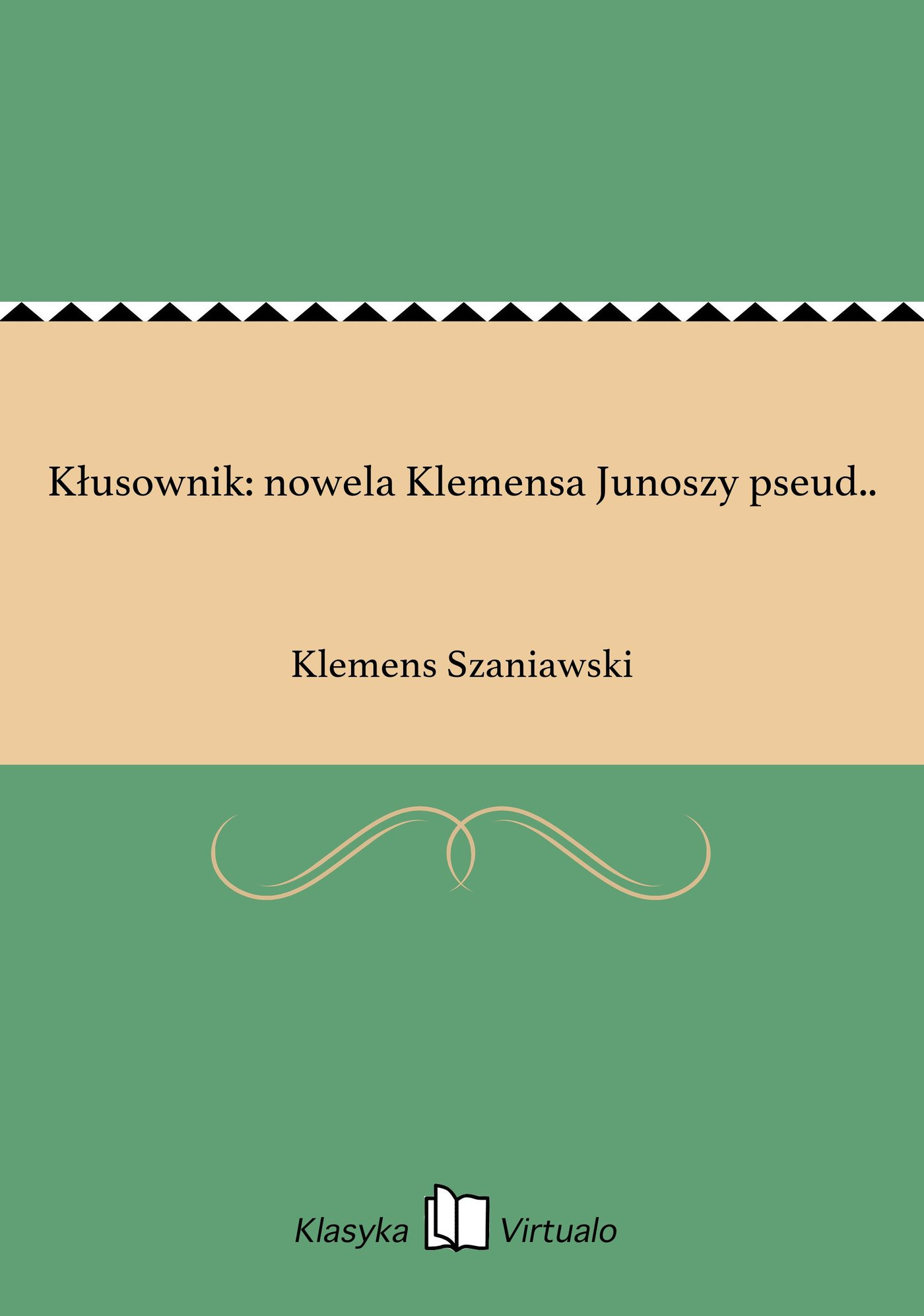 Kłusownik: nowela Klemensa Junoszy pseud.. - Ebook (Książka EPUB) do pobrania w formacie EPUB