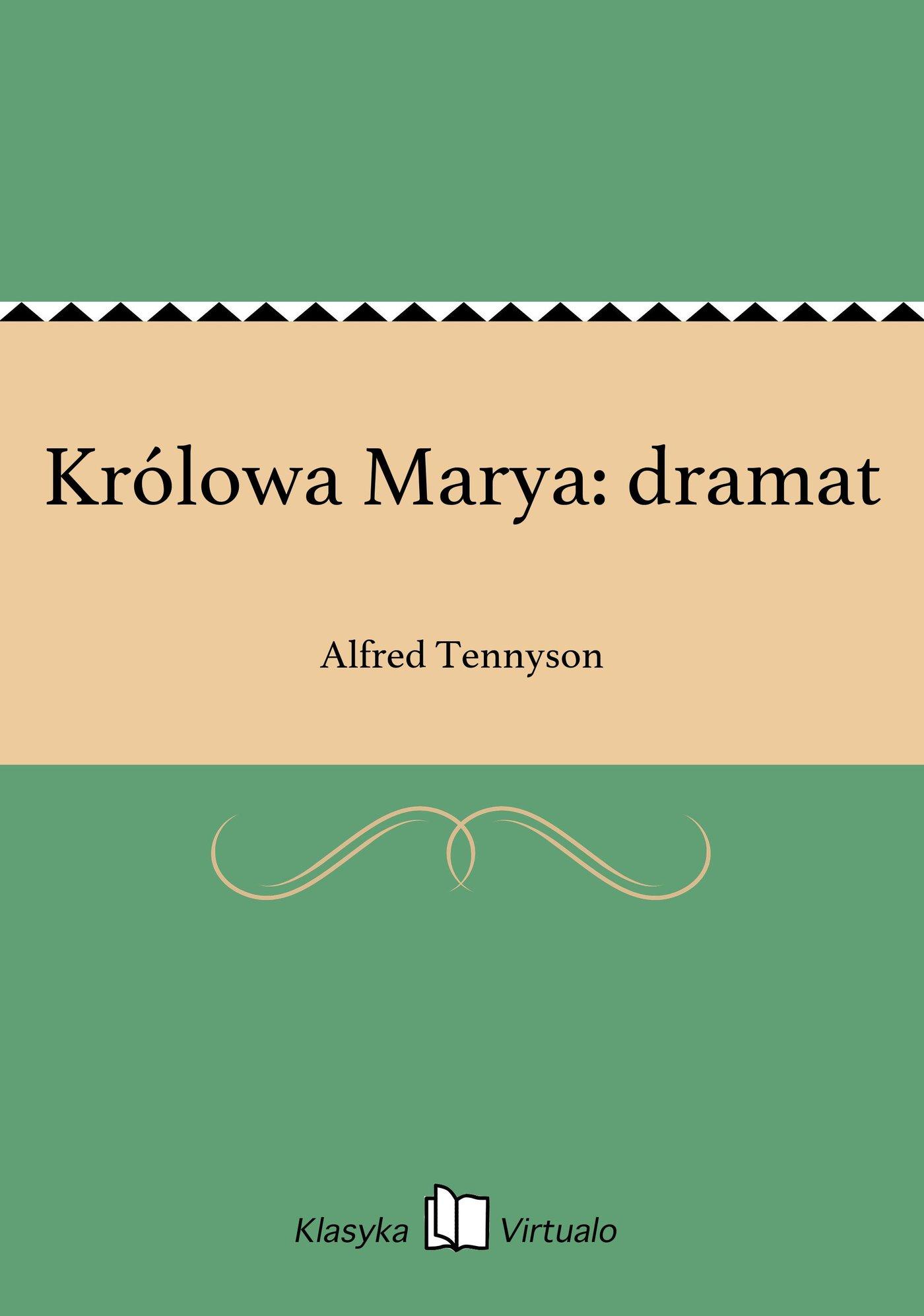 Królowa Marya: dramat - Ebook (Książka EPUB) do pobrania w formacie EPUB