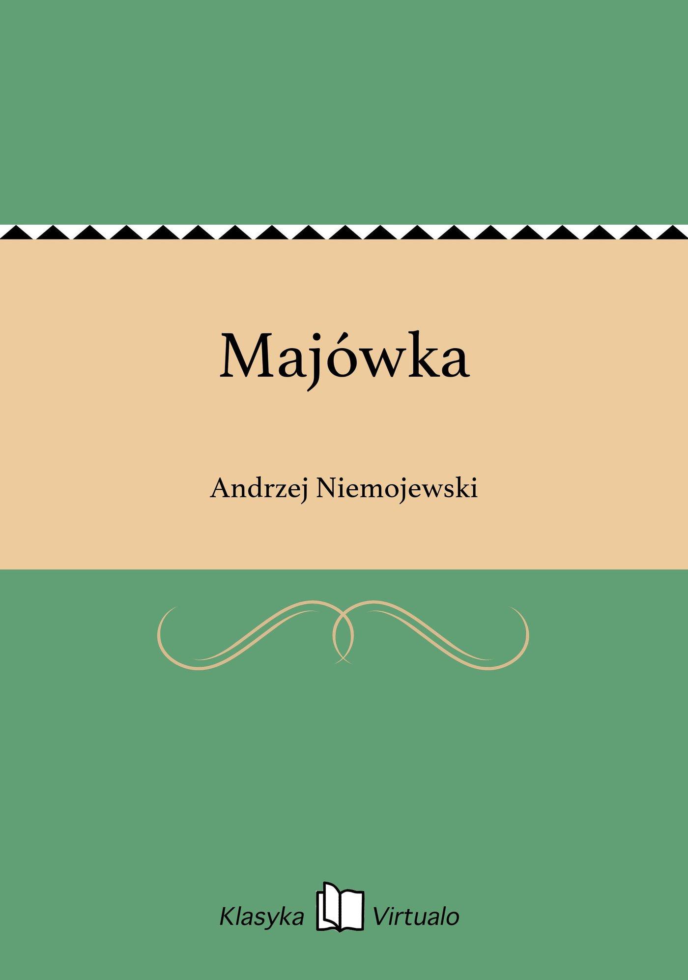 Majówka - Ebook (Książka EPUB) do pobrania w formacie EPUB