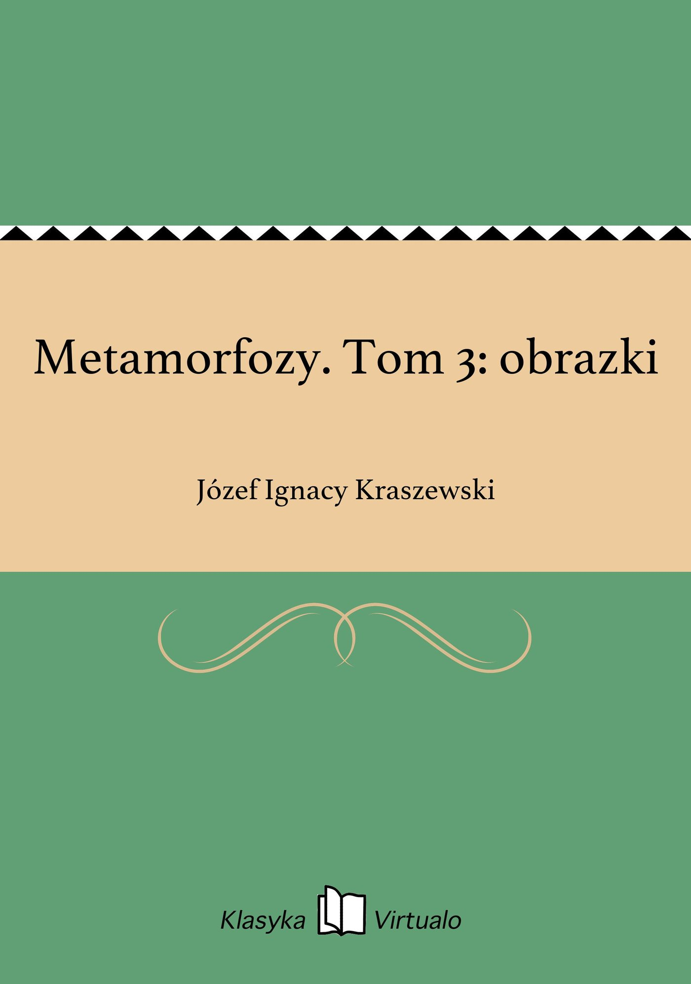 Metamorfozy. Tom 3: obrazki - Ebook (Książka EPUB) do pobrania w formacie EPUB