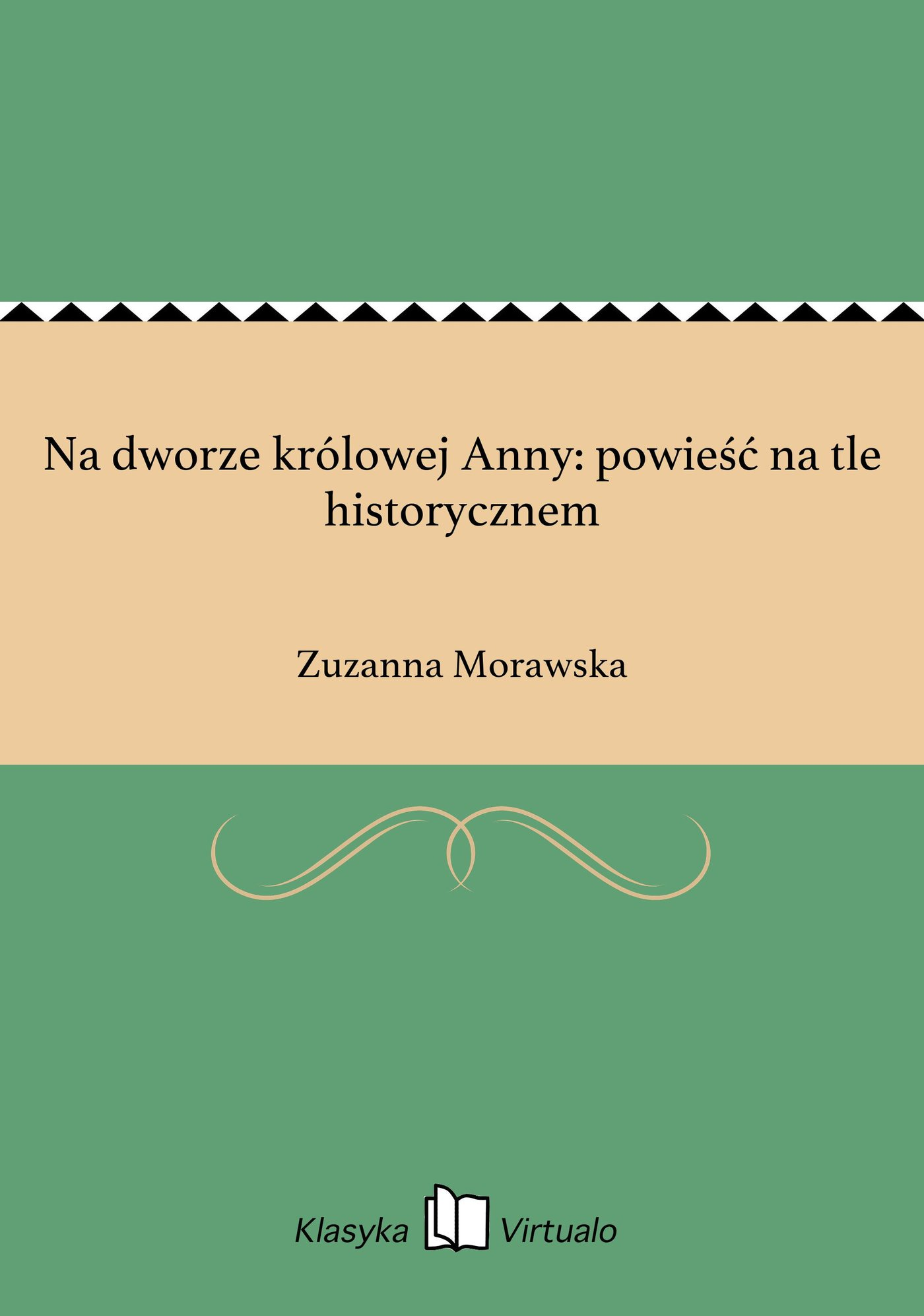 Na dworze królowej Anny: powieść na tle historycznem - Ebook (Książka EPUB) do pobrania w formacie EPUB