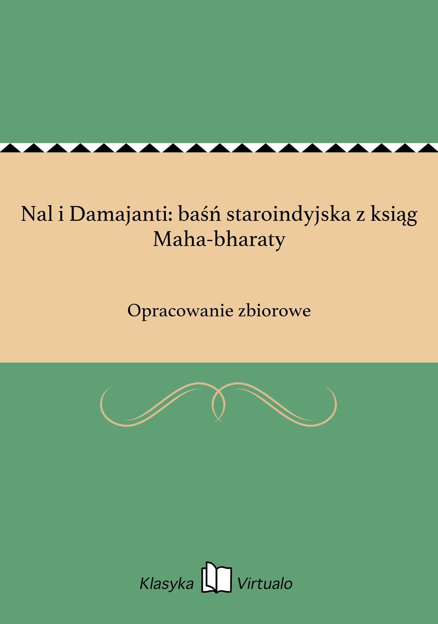 Nal i Damajanti: baśń staroindyjska z ksiąg Maha-bharaty - Ebook (Książka EPUB) do pobrania w formacie EPUB