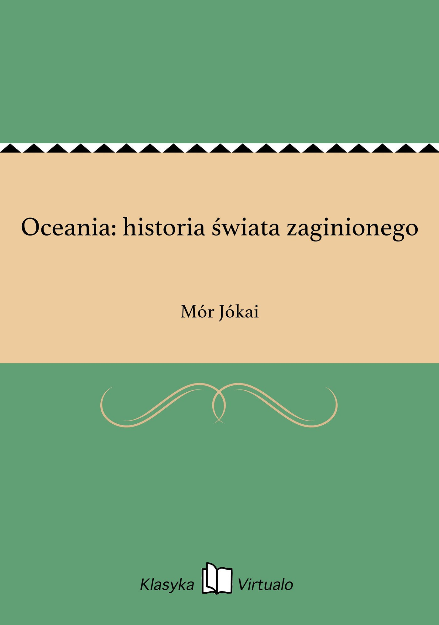 Oceania: historia świata zaginionego - Ebook (Książka EPUB) do pobrania w formacie EPUB