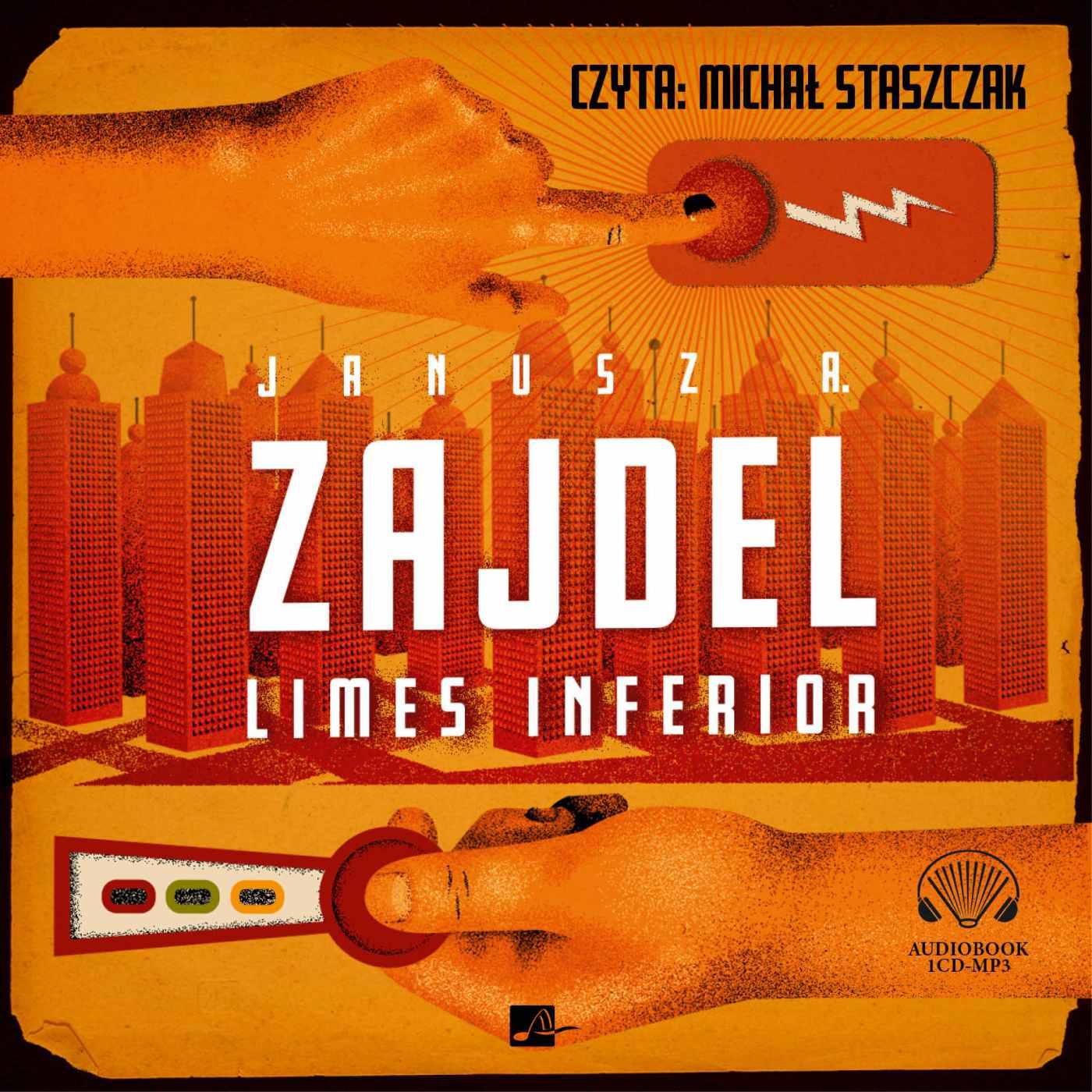 Limes inferior - Audiobook (Książka audio MP3) do pobrania w całości w archiwum ZIP