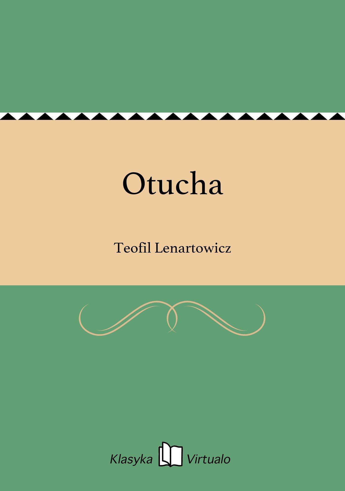 Otucha - Ebook (Książka EPUB) do pobrania w formacie EPUB