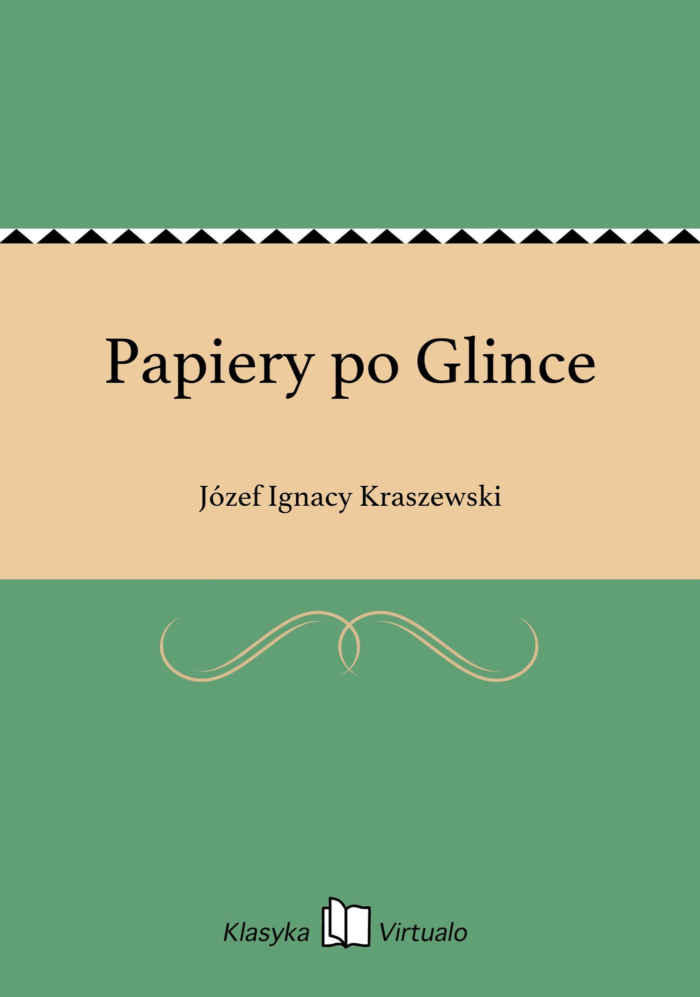 Papiery po Glince - Ebook (Książka EPUB) do pobrania w formacie EPUB