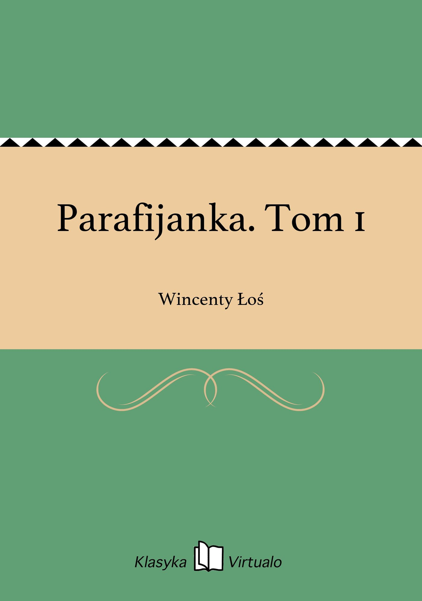 Parafijanka. Tom 1 - Ebook (Książka EPUB) do pobrania w formacie EPUB