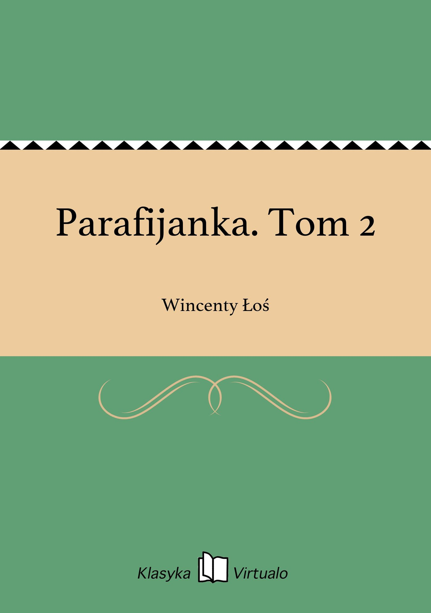 Parafijanka. Tom 2 - Ebook (Książka EPUB) do pobrania w formacie EPUB