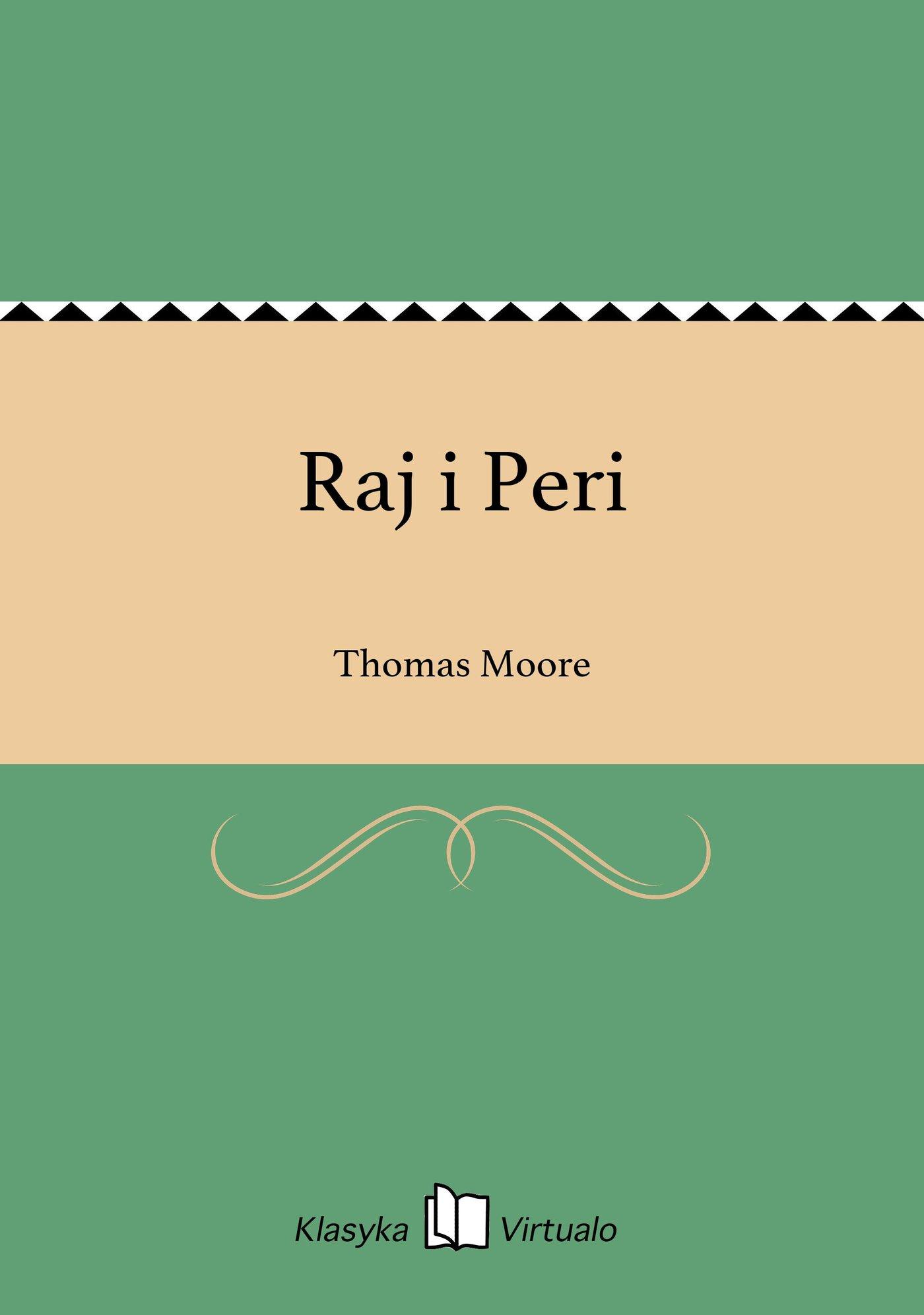 Raj i Peri - Ebook (Książka EPUB) do pobrania w formacie EPUB